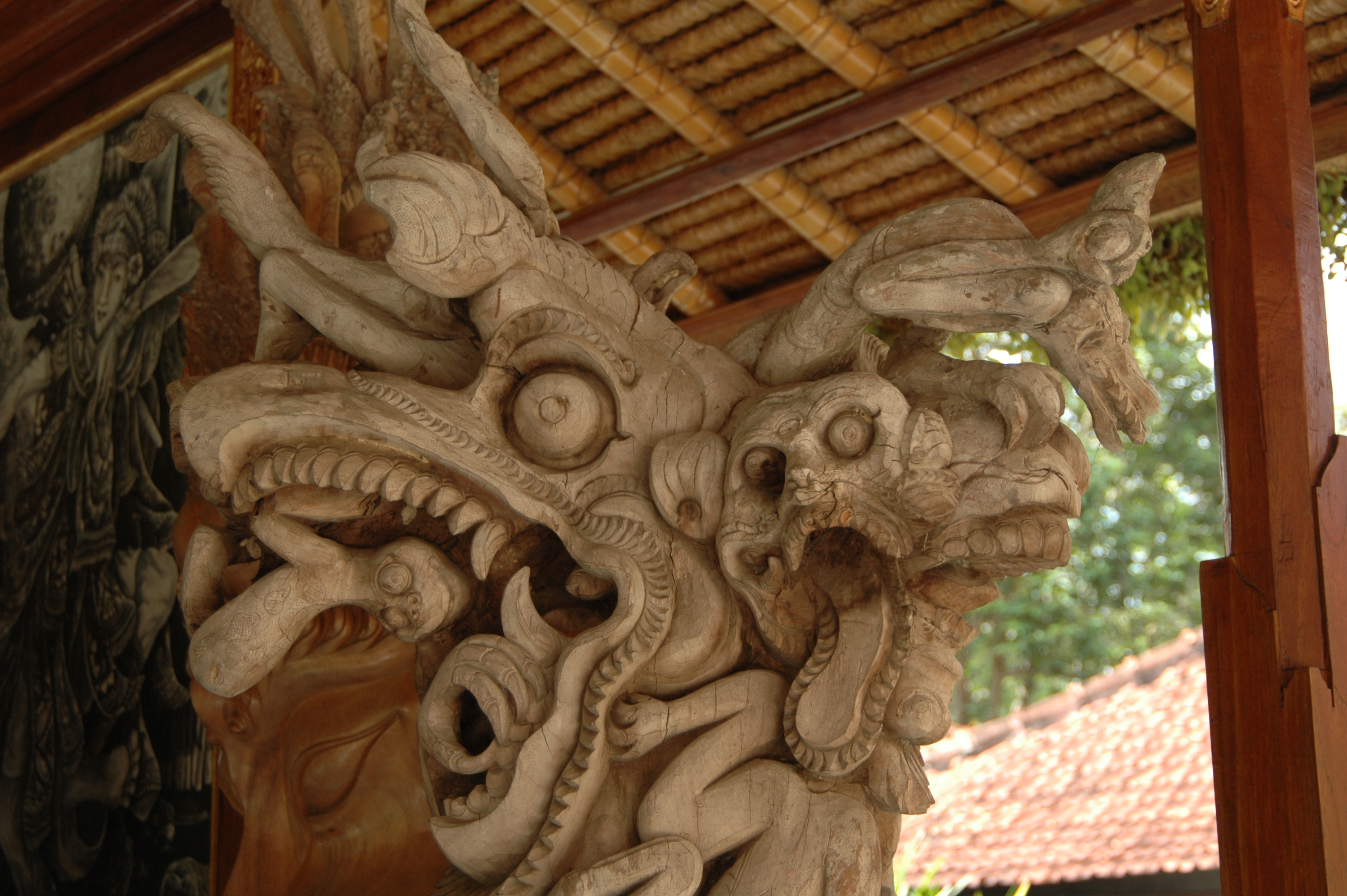 Image gallery wood carving