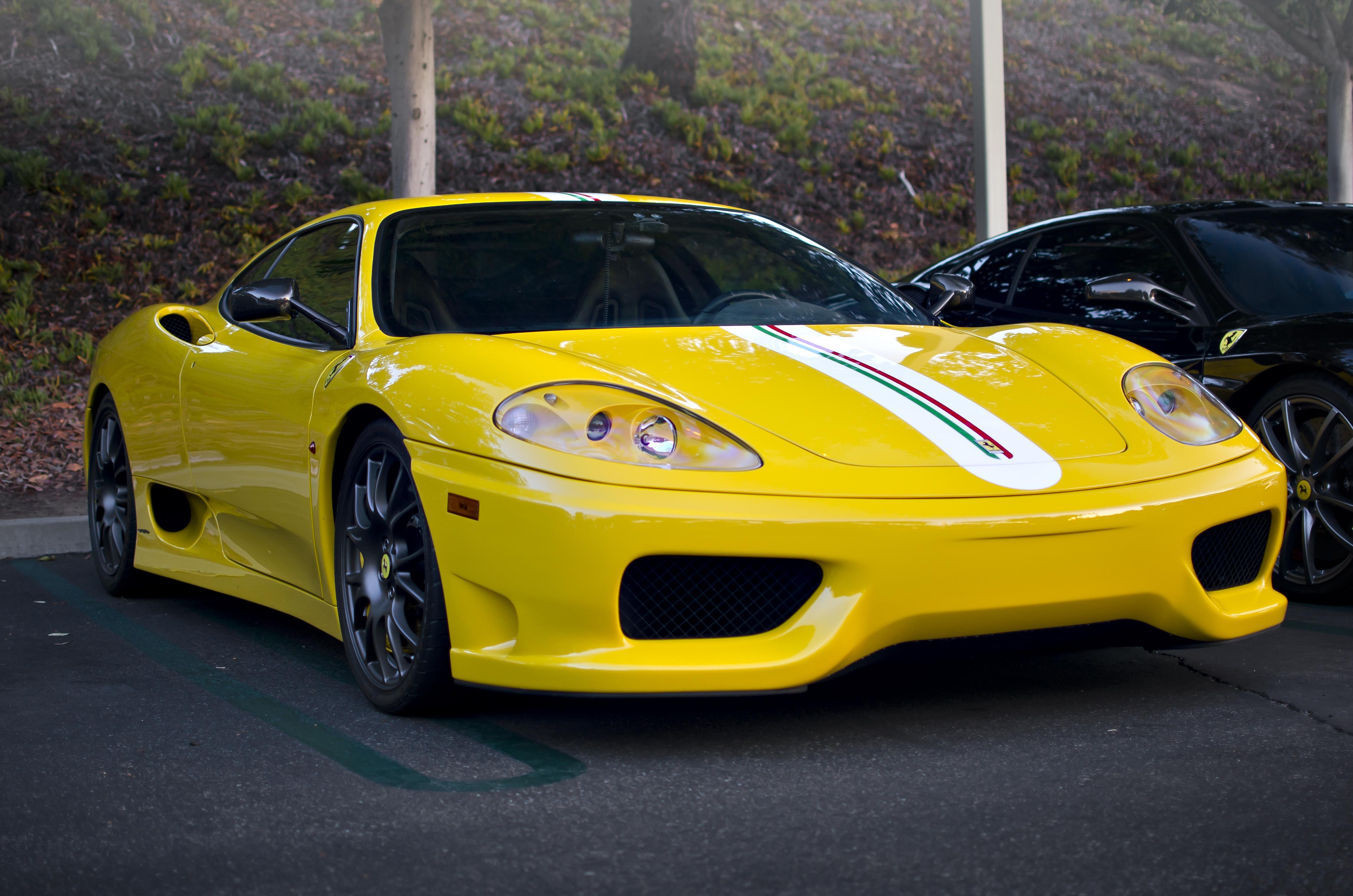 File Yellow Ferrari 360 Challenge Stradale 8156212367 Jpg Wikimedia Commons