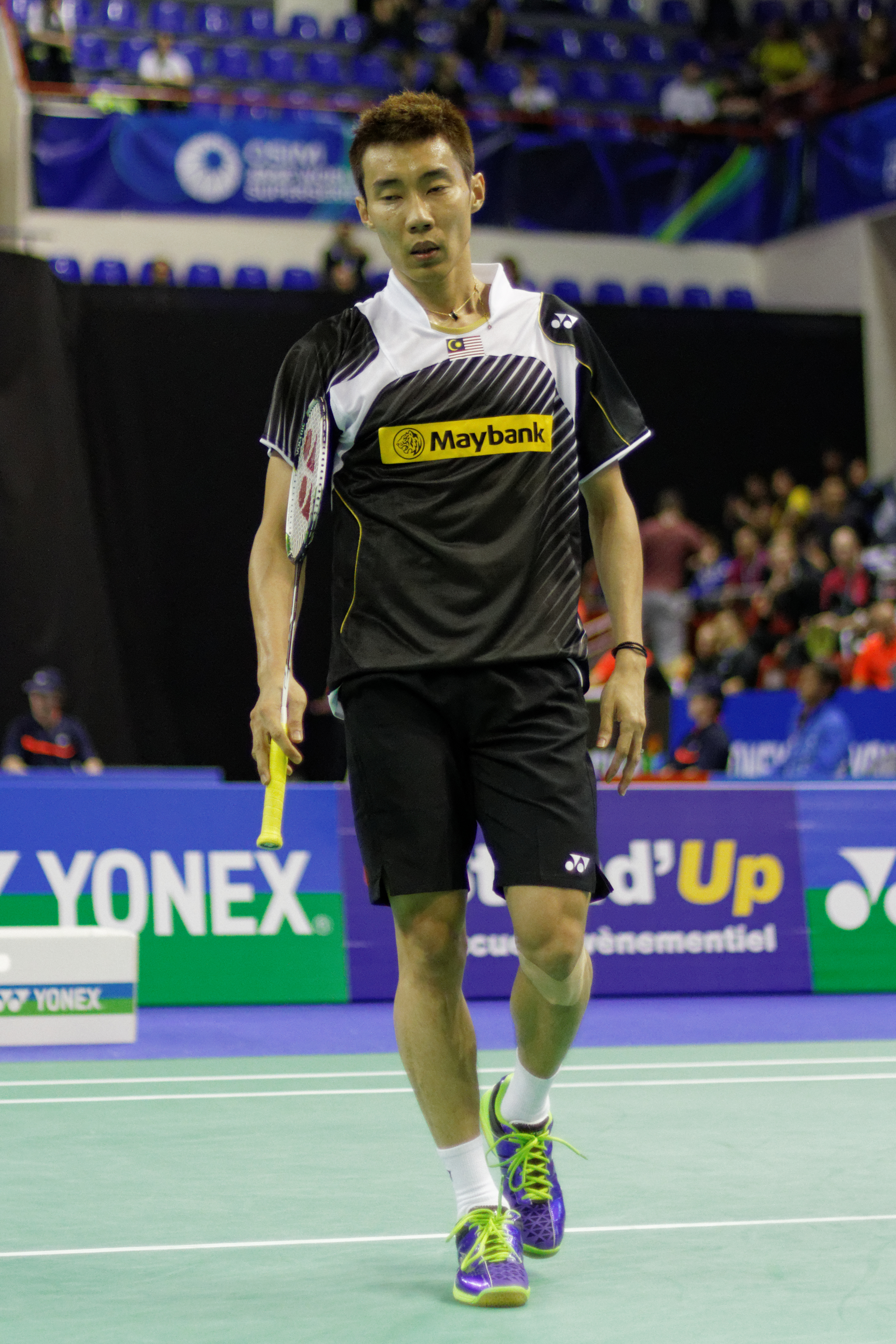 early life and education lee chong wei Malaysians will soon get to see the life of datuk lee chong wei datuk lee chong wei on lee's life, the story starts with his early years as an.