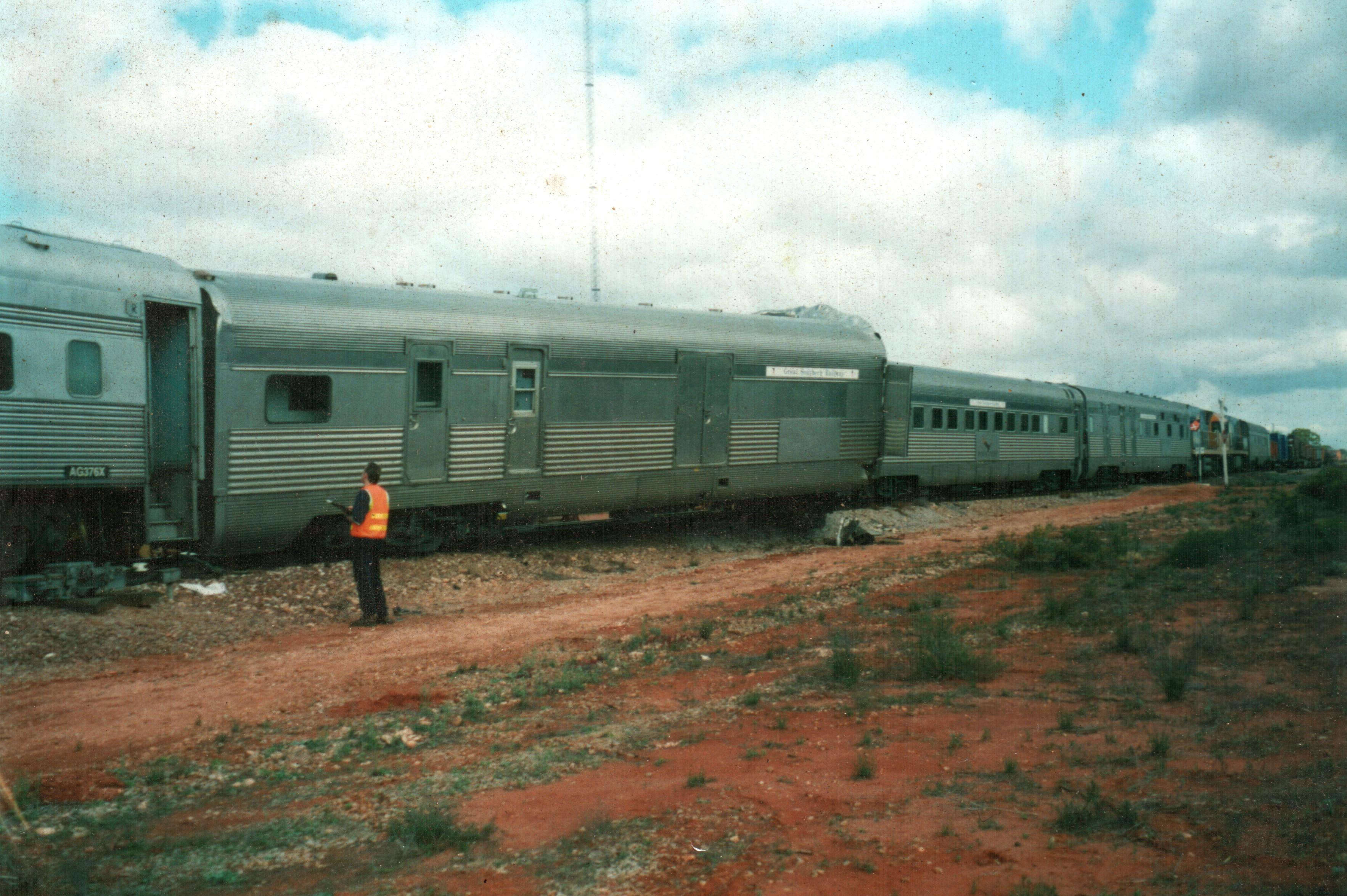 Zanthus train collision - Wikipedia