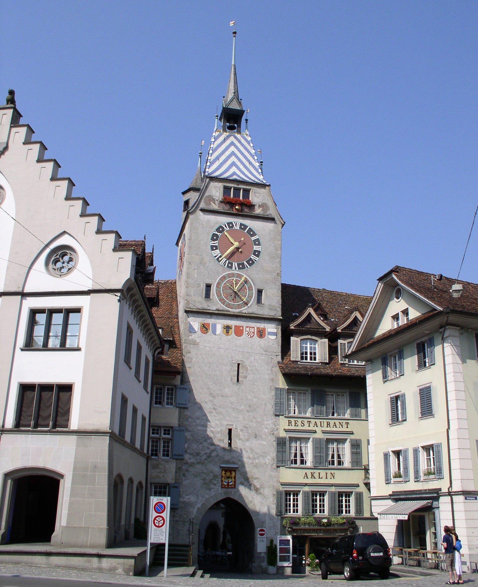Turm Zug