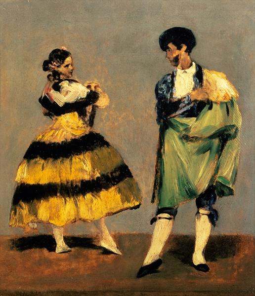 File:Édouard Manet - Ballet Espagnol.jpg