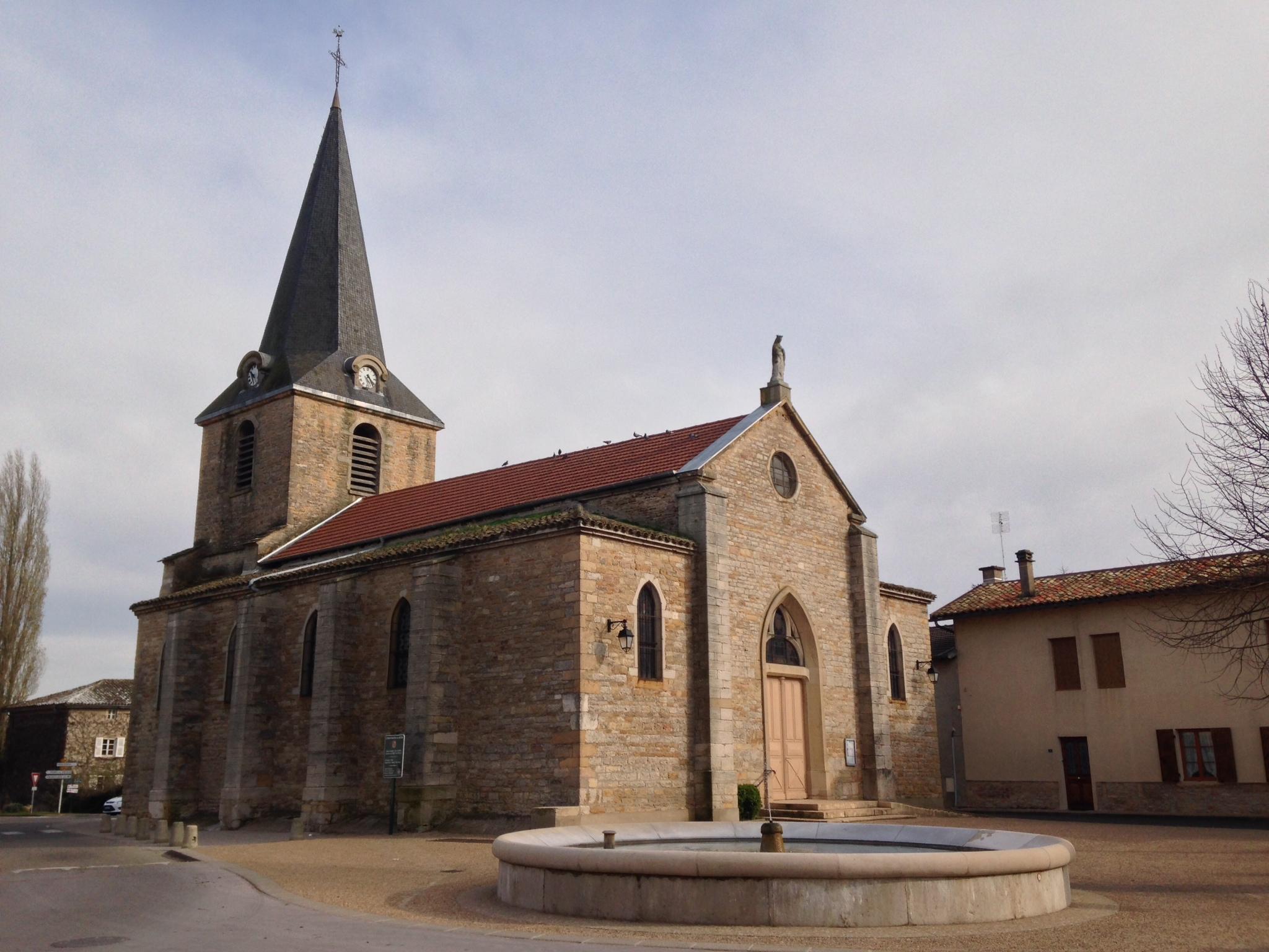 Cormoranche-sur-Saône