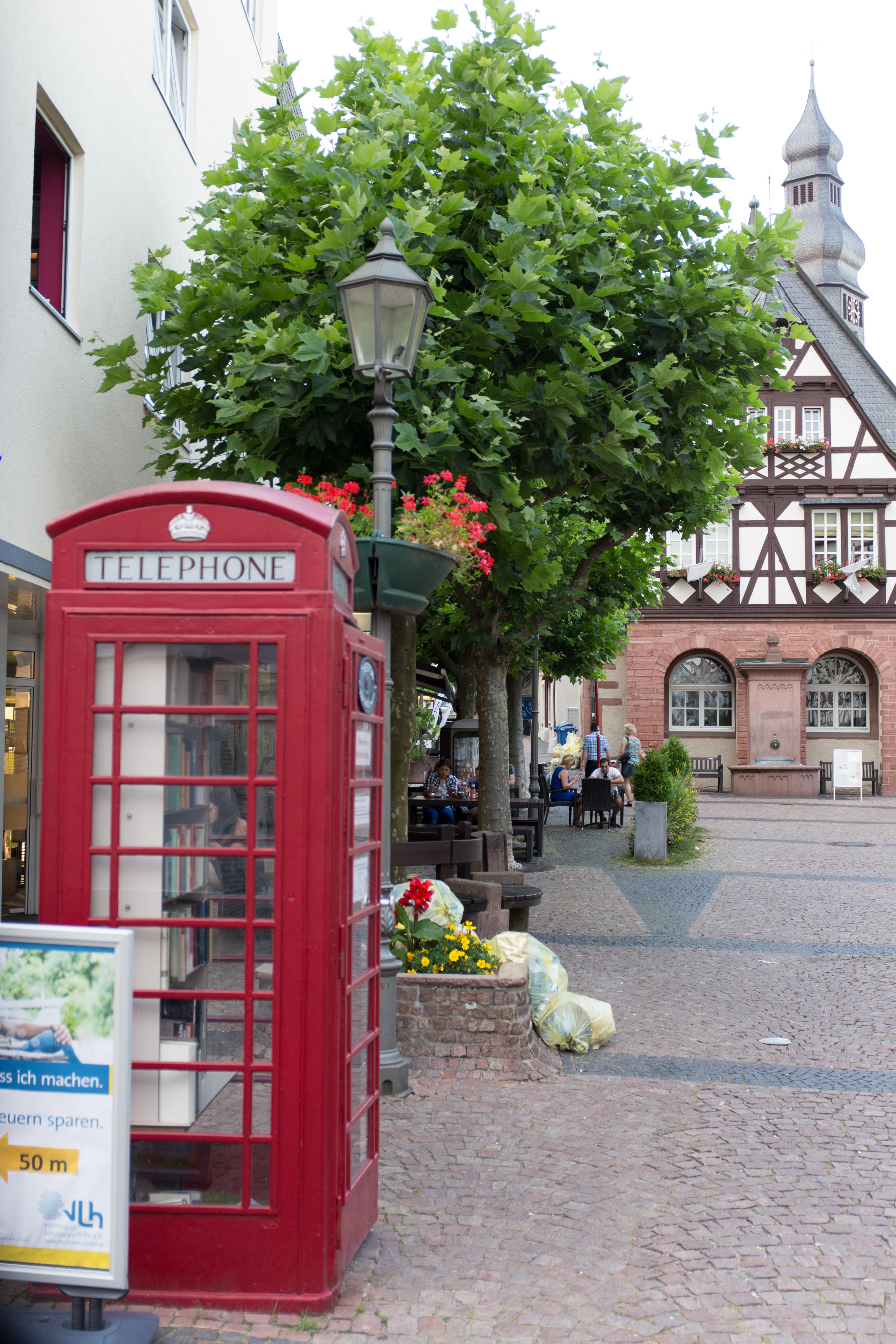 Liste öffentlicher Bücherschränke in Hessen - Wikiwand