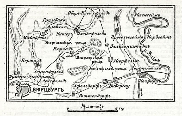 File Karta 2 K State Vyurcburg Voennaya Enciklopediya Sytina