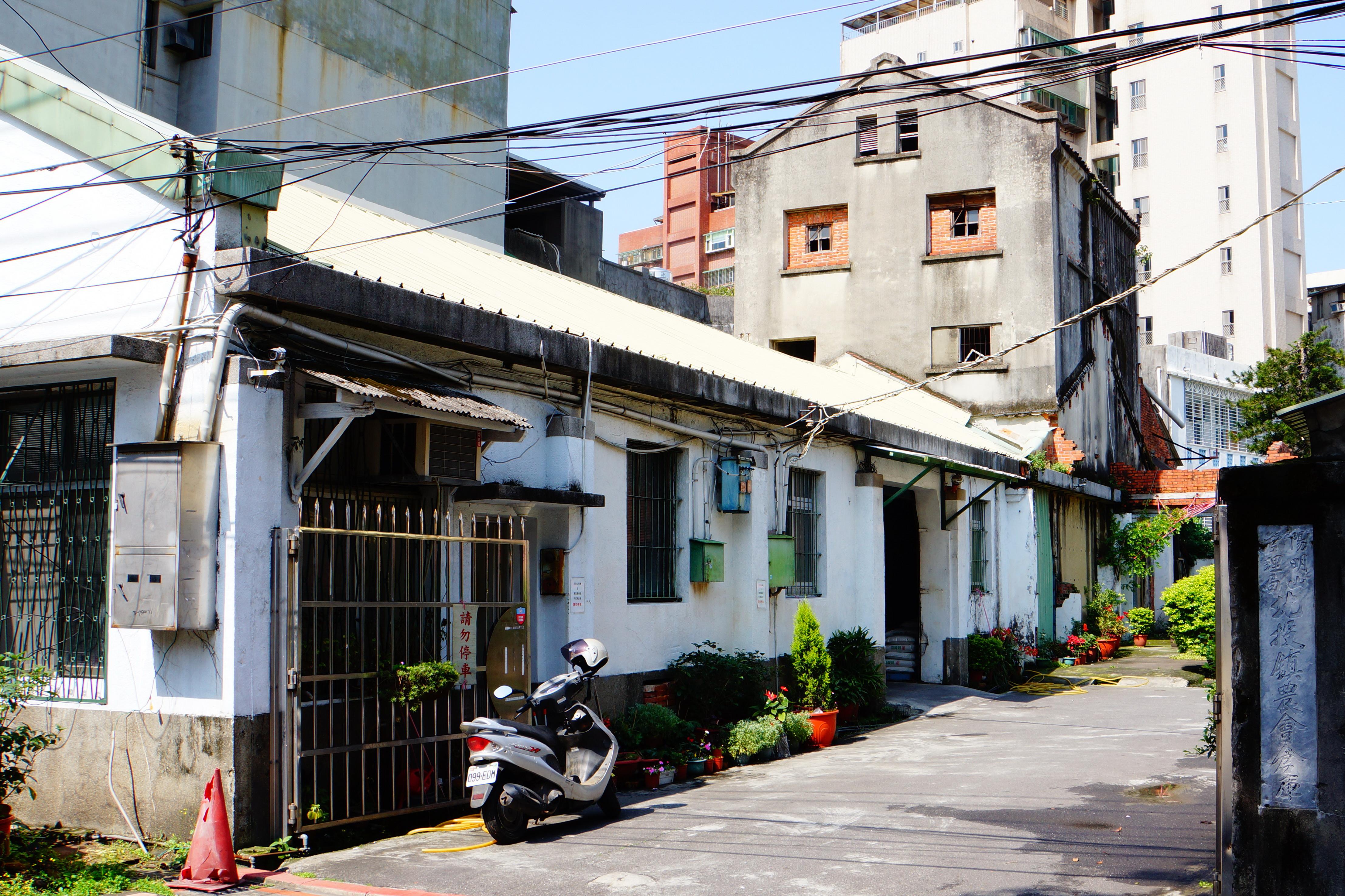 File:北投穀倉碾米機房 Rice Milling Room of Beitou Barn - panoramio ...