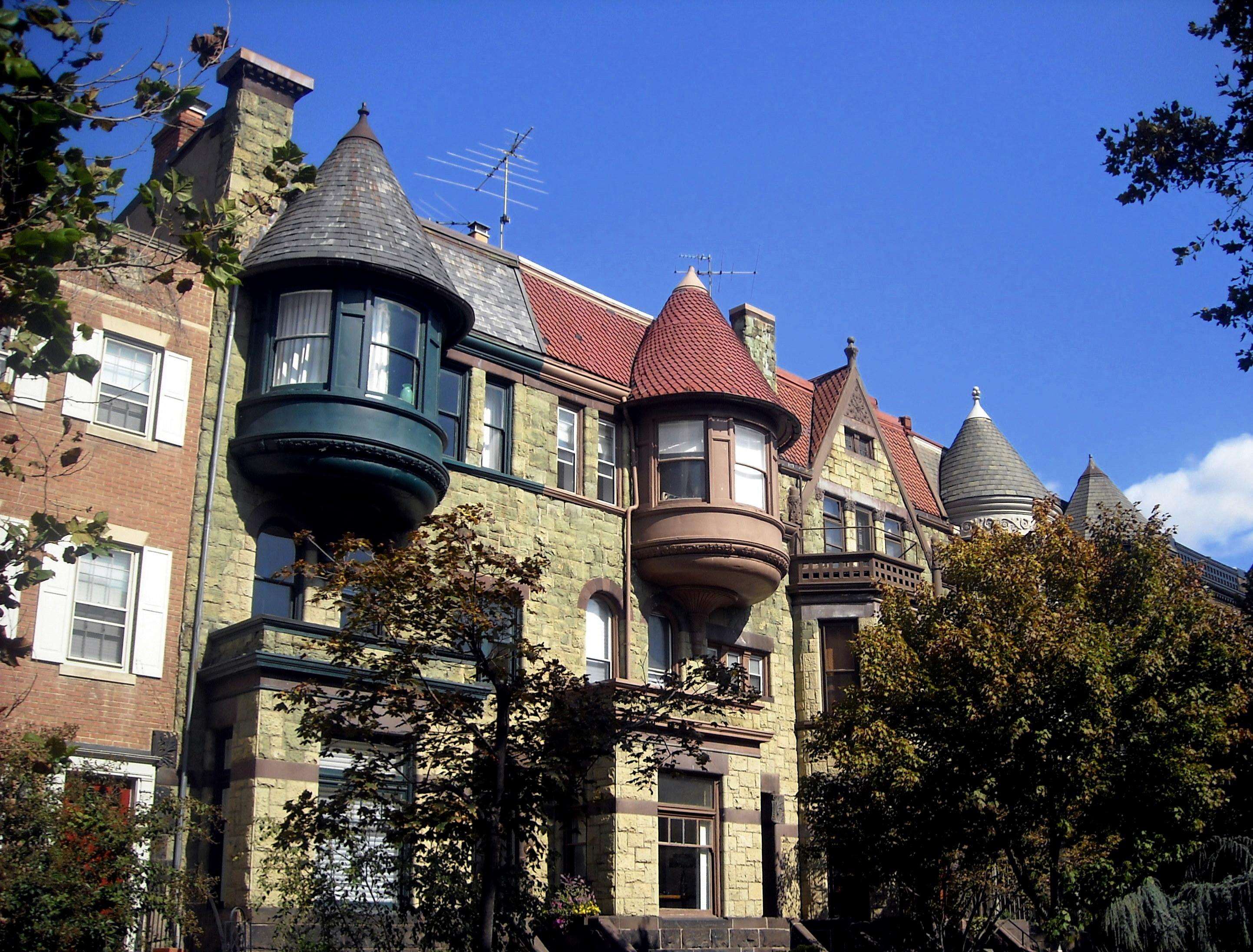 Schneider Row Houses