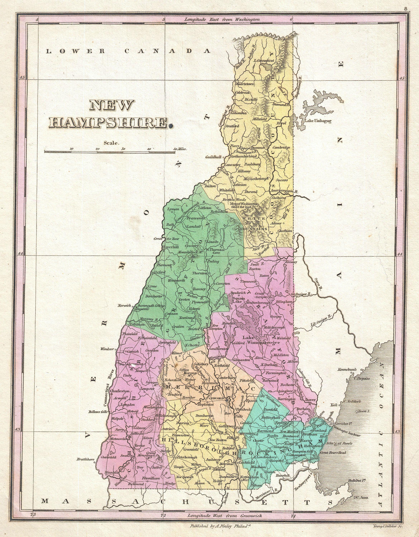 New Hampshire Destination Guide Triporati
