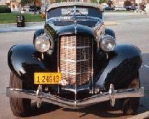 [1935 Auburn Speedster]
