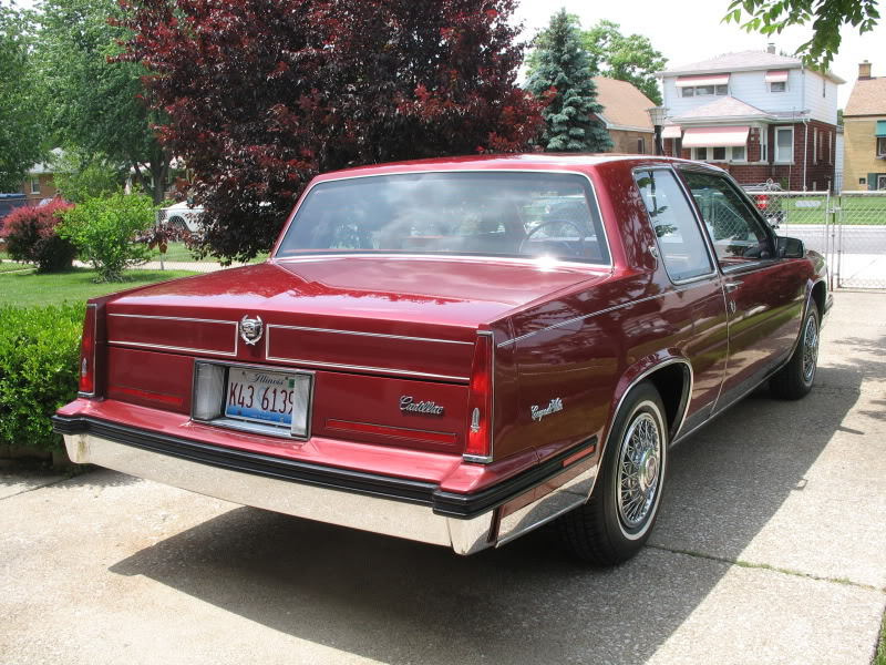 File 1985 Cadillac Coupe Deville Rvr Jpg Wikimedia Commons