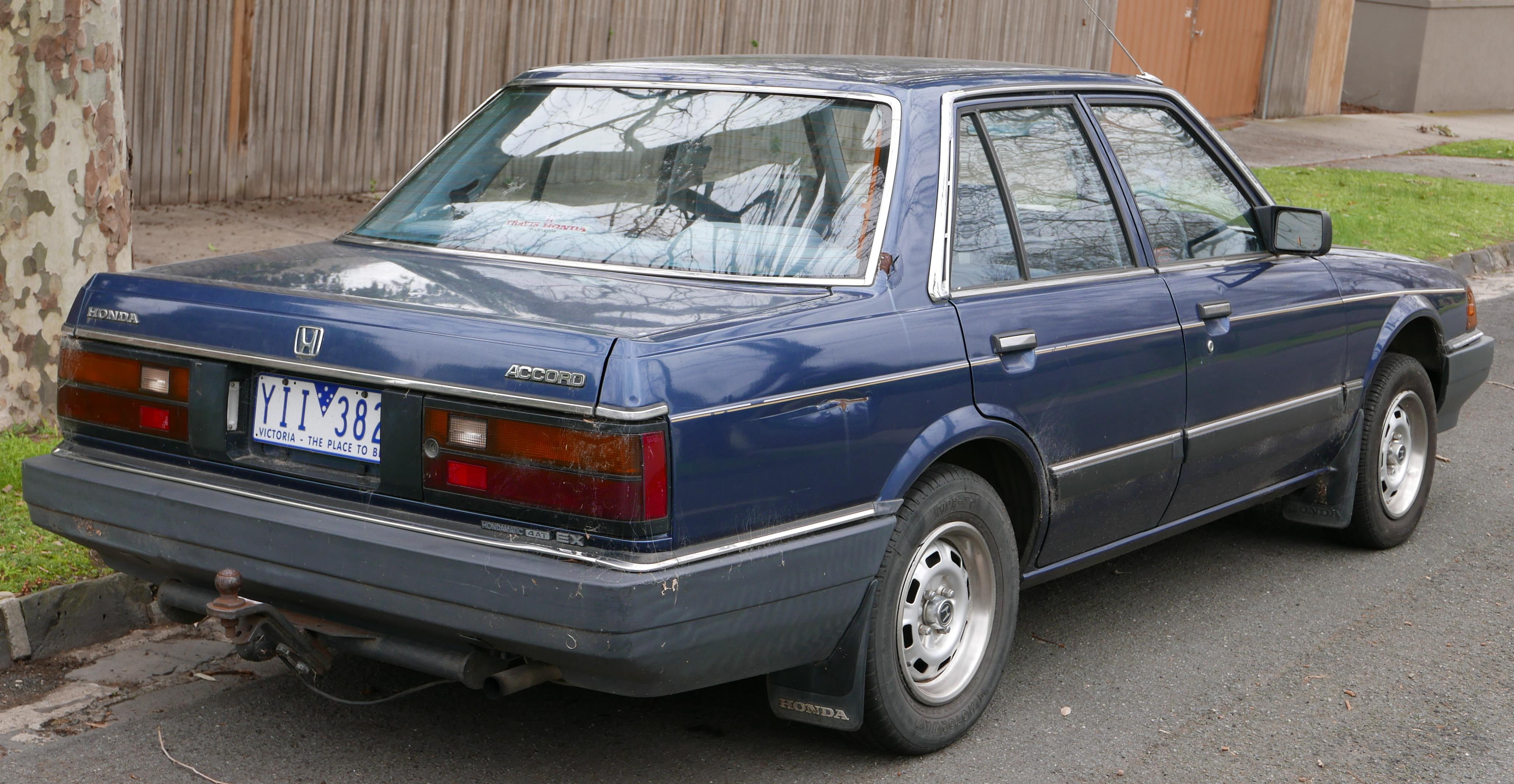 Kelebihan Kekurangan Honda Accord 1985 Top Model Tahun Ini