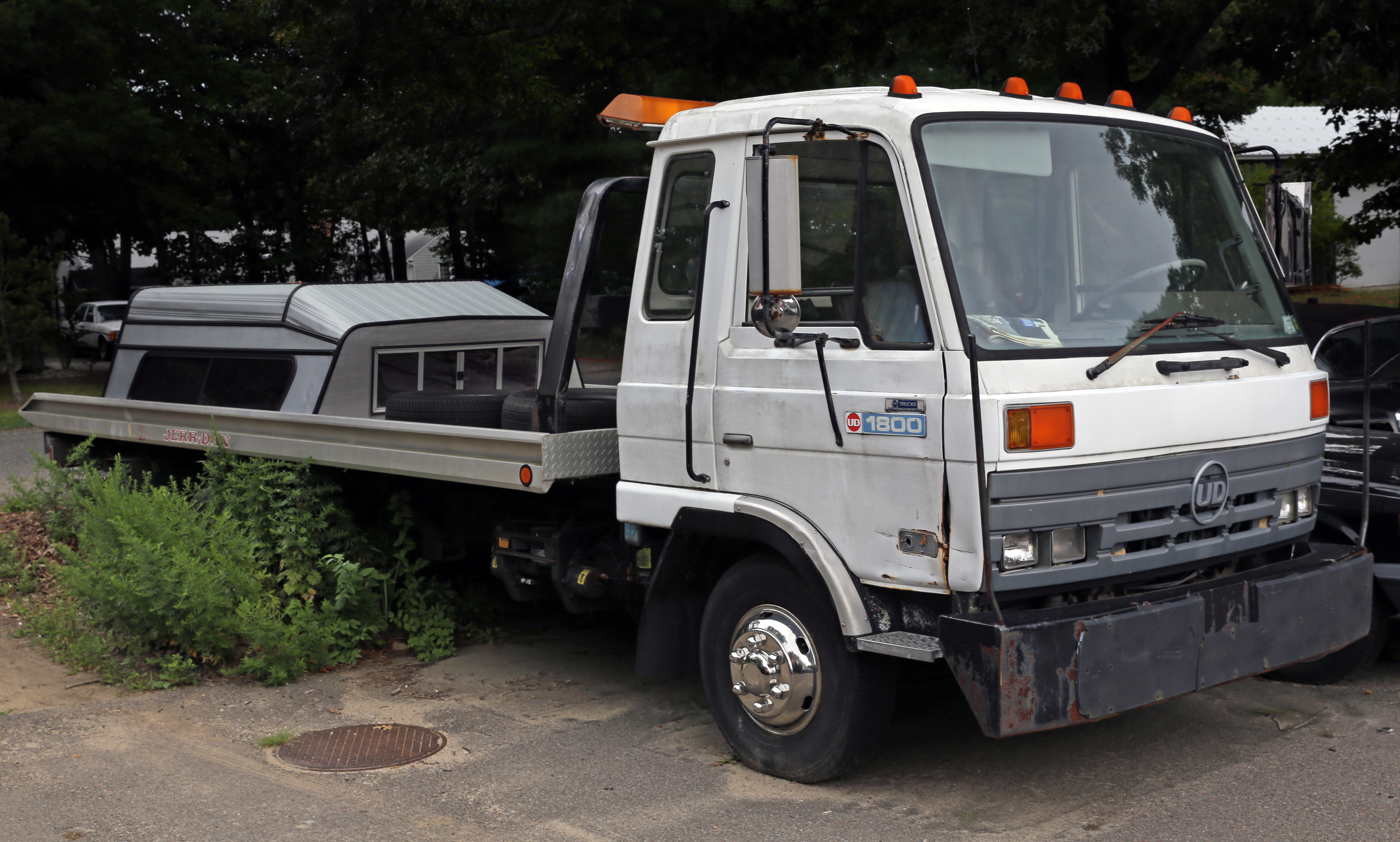 Ud Tow Truck. Service Agreements ...