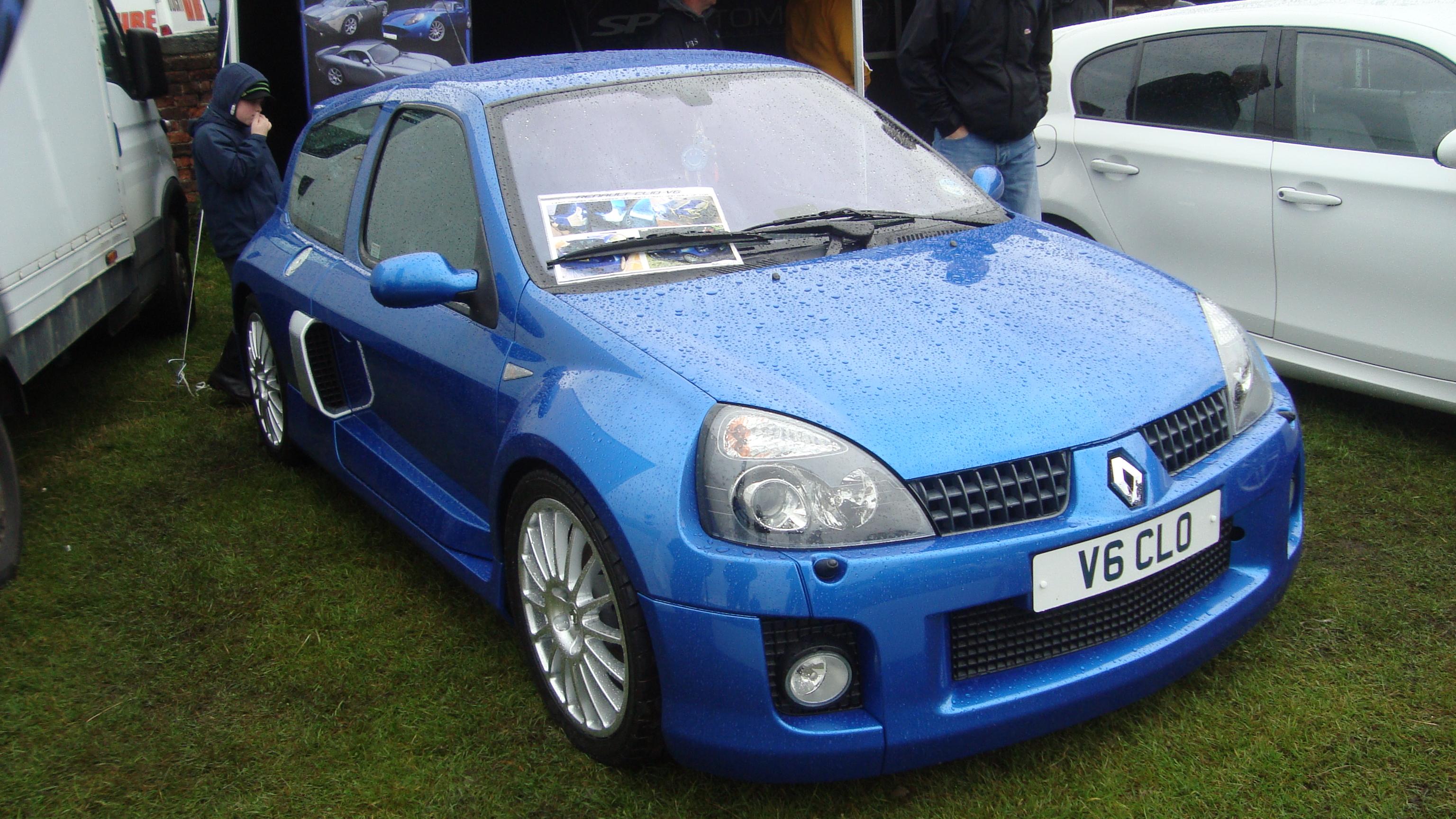 File 2005 Renault Clio V6 Renault Sport 255 19112161850 Jpg