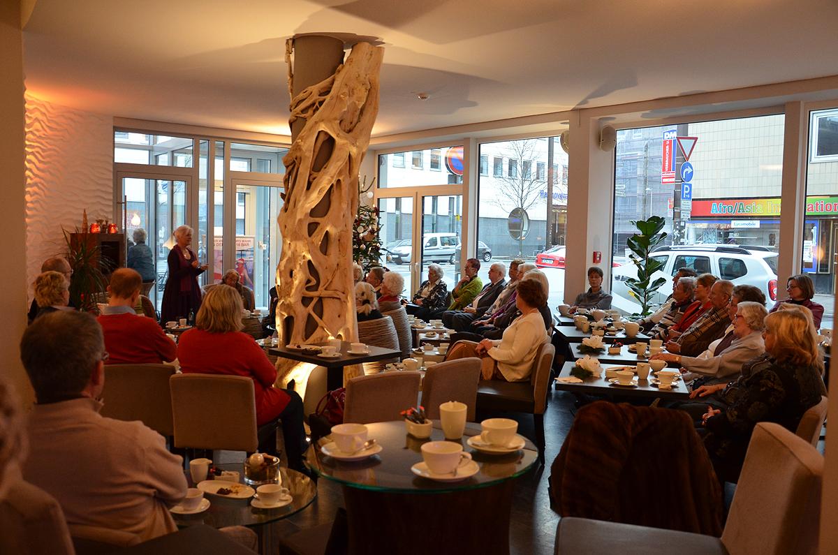 Wundervoll Hotel Loccumer Hof Hannover Galerie Von Advent Freundeskreis Hannover, Märchenerzählerin Karin