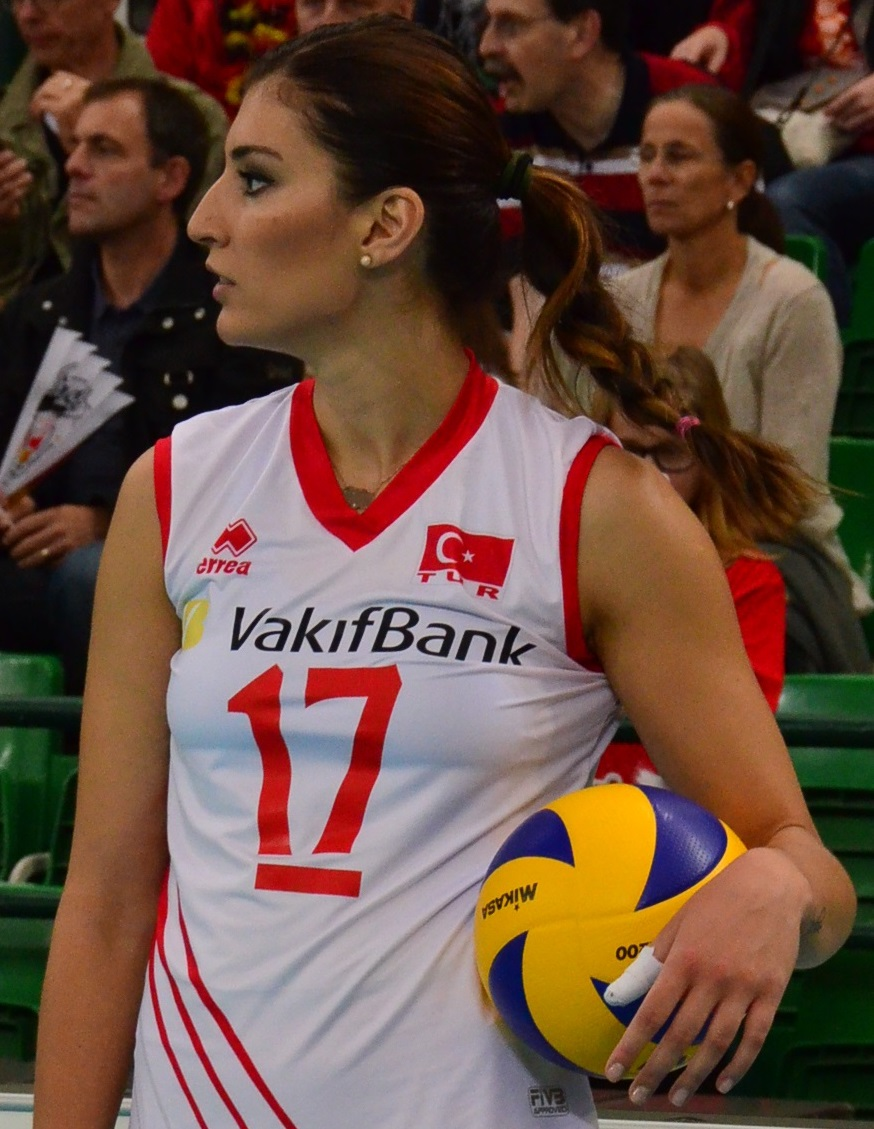 17 neslihan demir turkish volleyball player Part 3 3