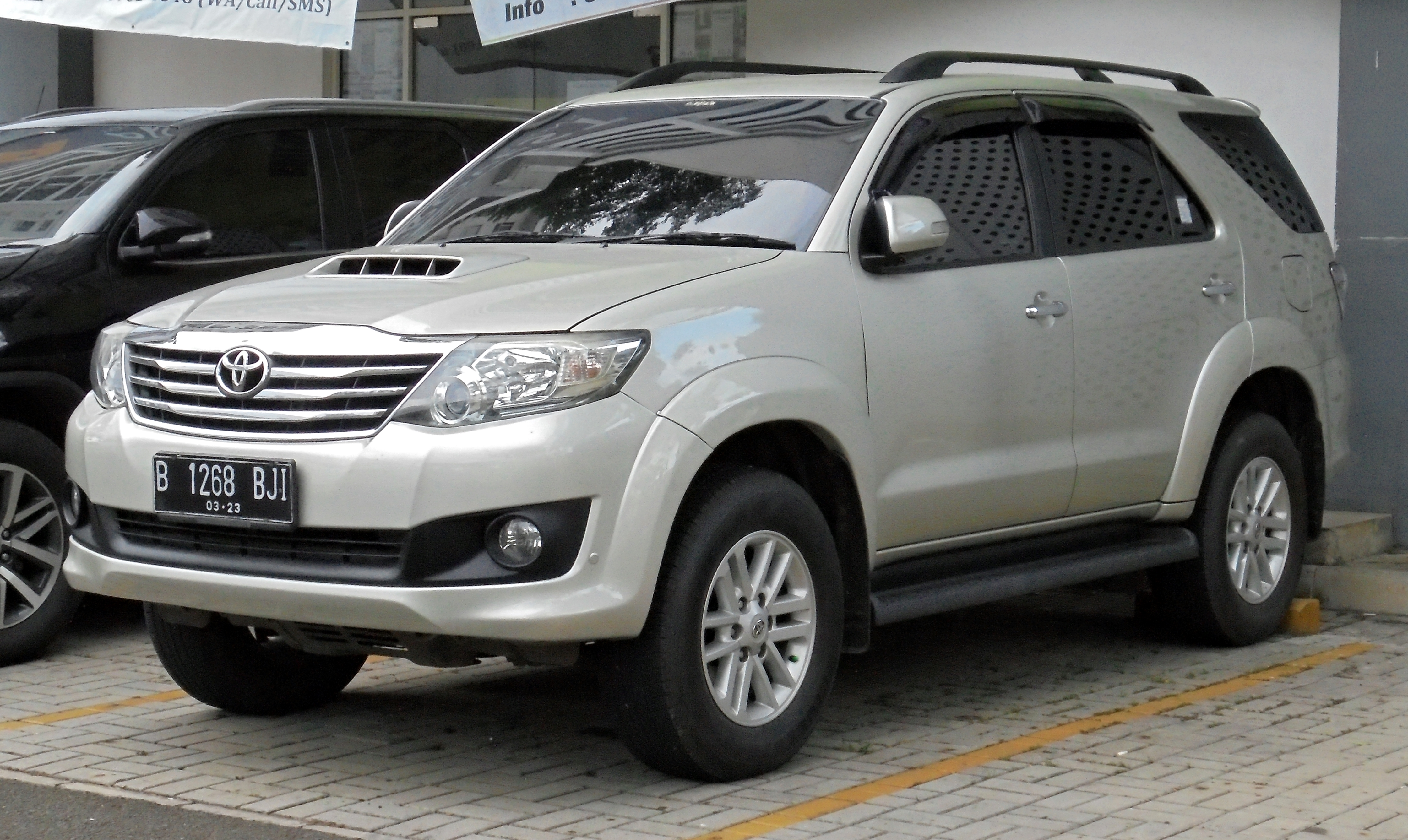 File:2013 Toyota Fortuner 2.5 G wagon (KUN60; 12-16-2018