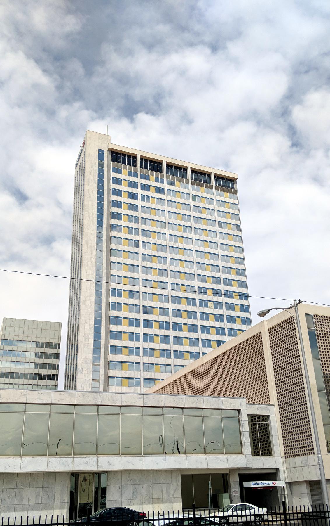 Bank of America Building (Midland) - Wikipedia