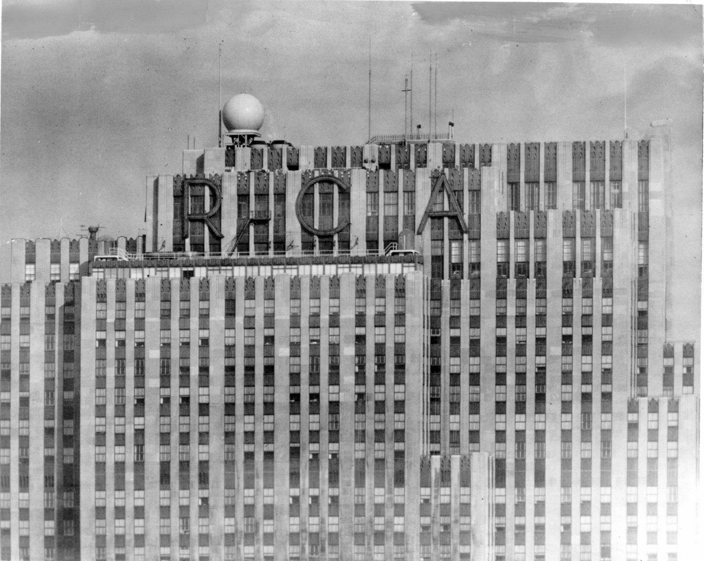 New York 30 Rockefeller Plaza 850 Roof 70 Floors