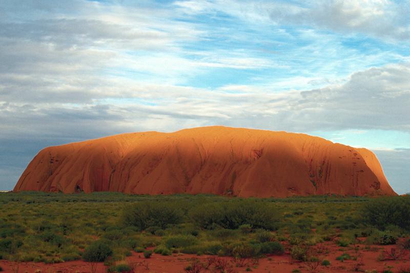 Bestanda Northern Territory Australia Uluru Kata