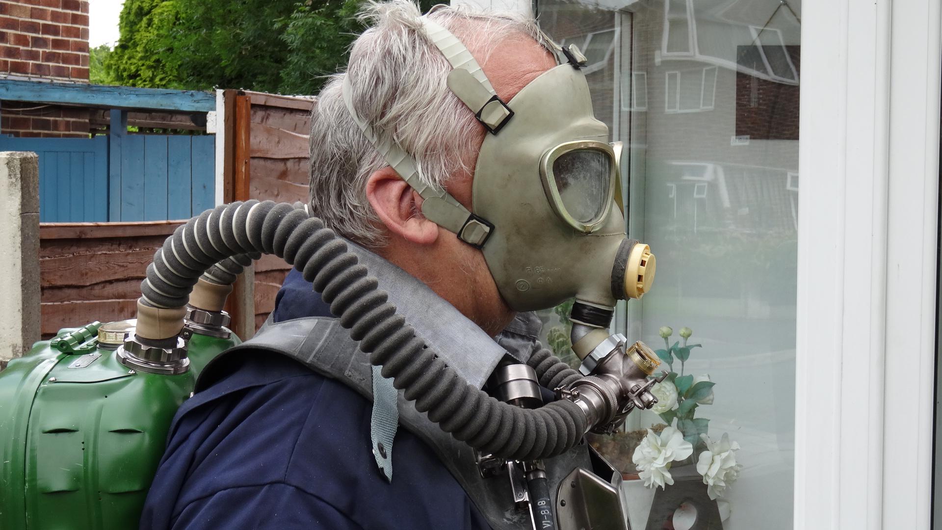 IDA 71 Russian Soviet closed rebreather spare parts