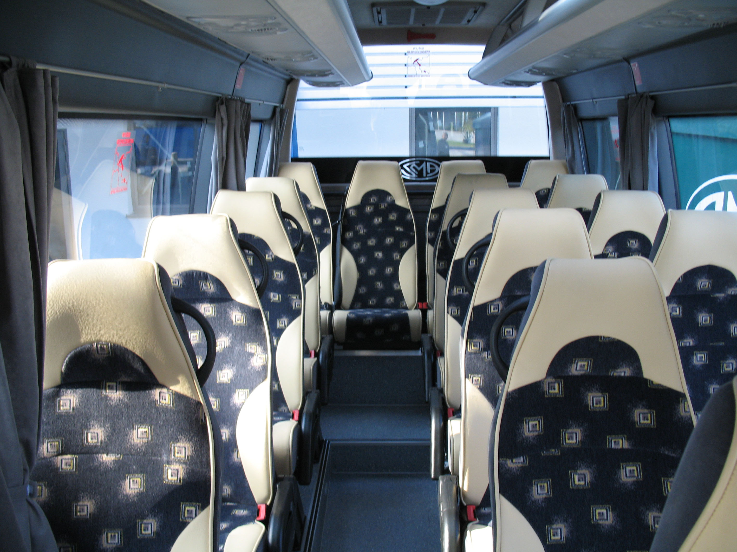 File:AMZ Iveco Daily interior - rear.jpg - Wikimedia Commons
