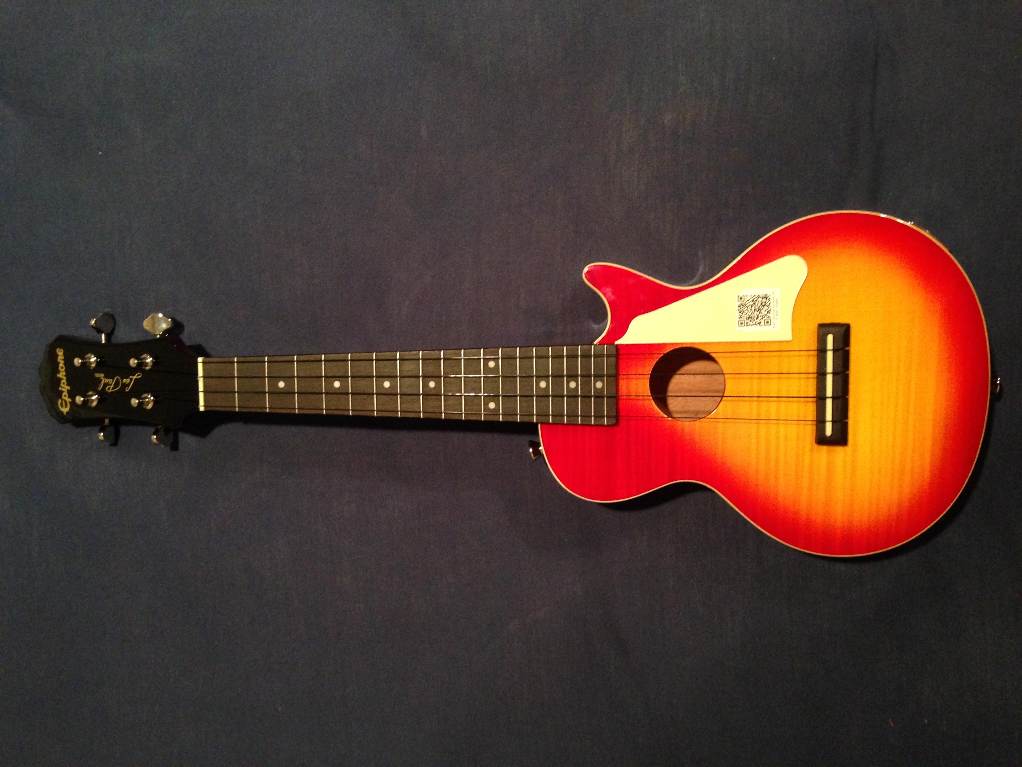 Electric ukulele - Wikipedia