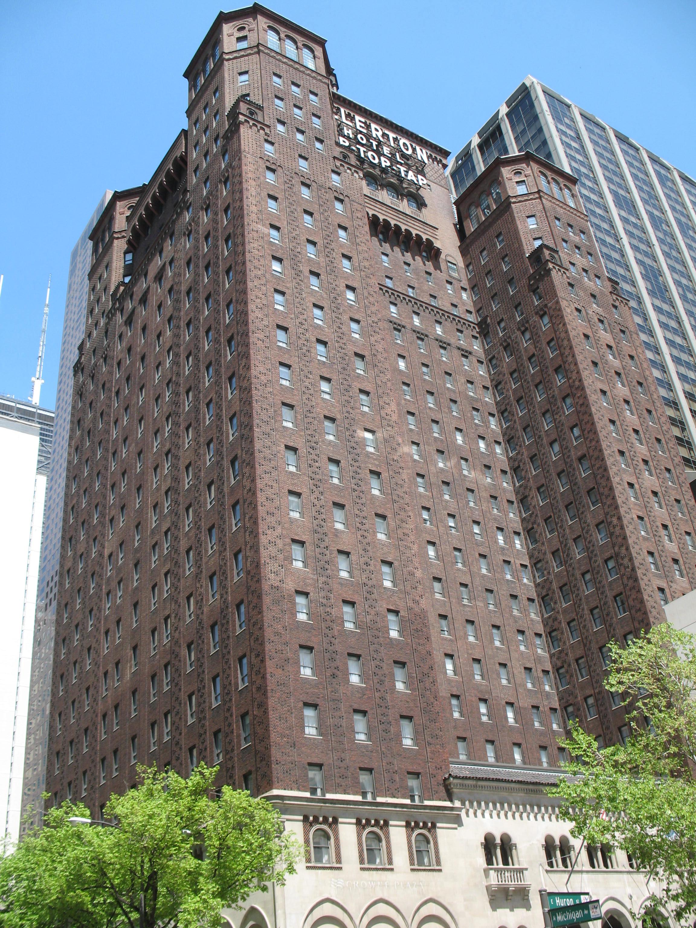Warwick Allerton Hotel Chicago Bed Bugs