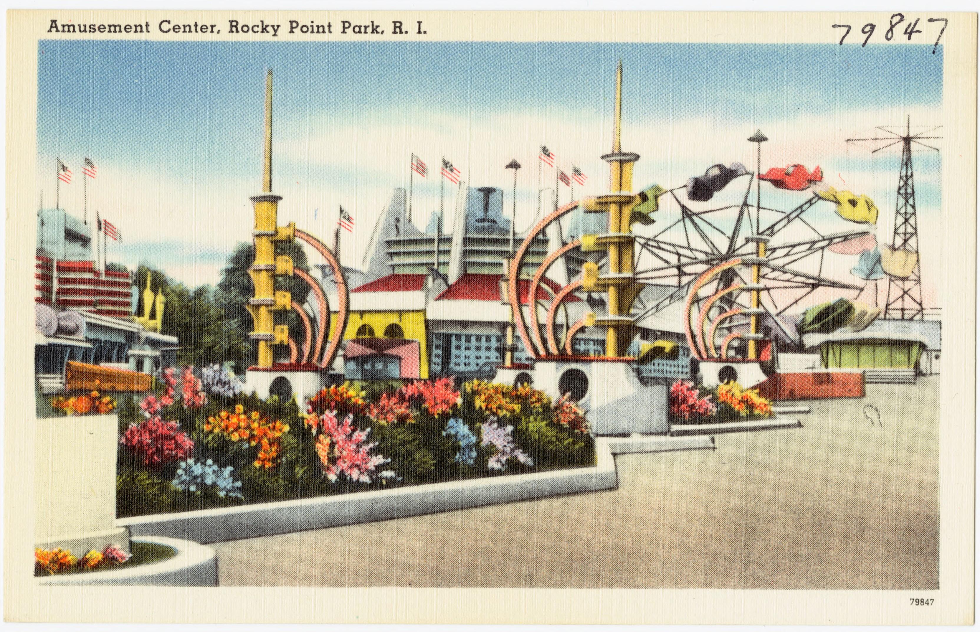 Rocky Point Amusement Park Wikipedia