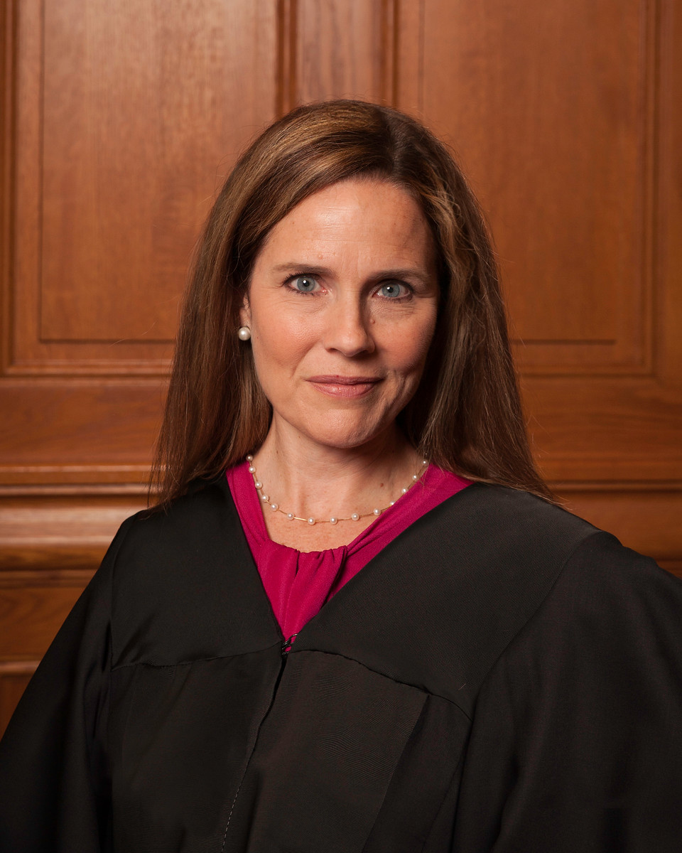 Amy Coney Barrett - Wikipedia