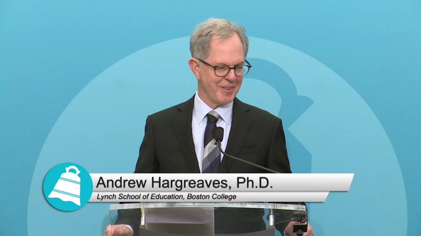 Andy Hargreaves Academic