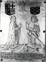 Elder sister of King Edward IV of England