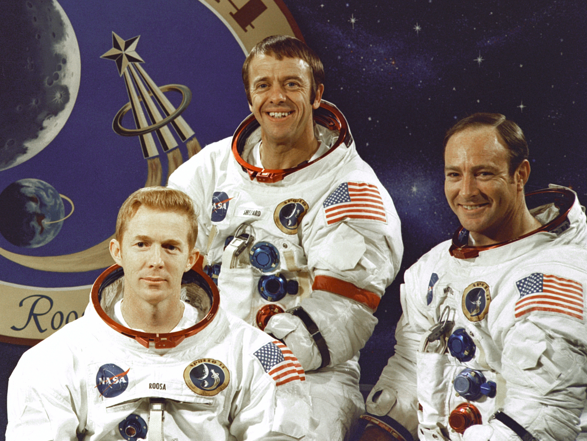 apollo 2 crew - photo #23