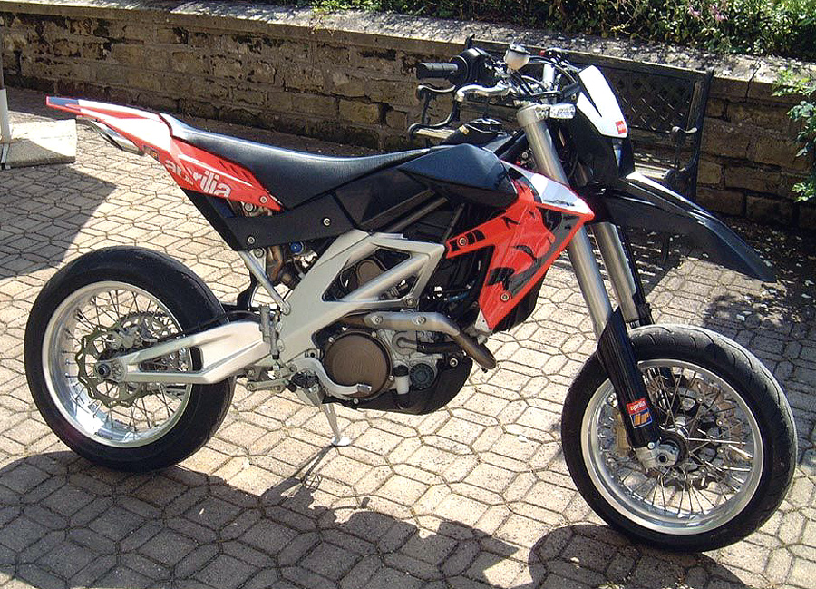 Aprilia  Supermoto For Sale
