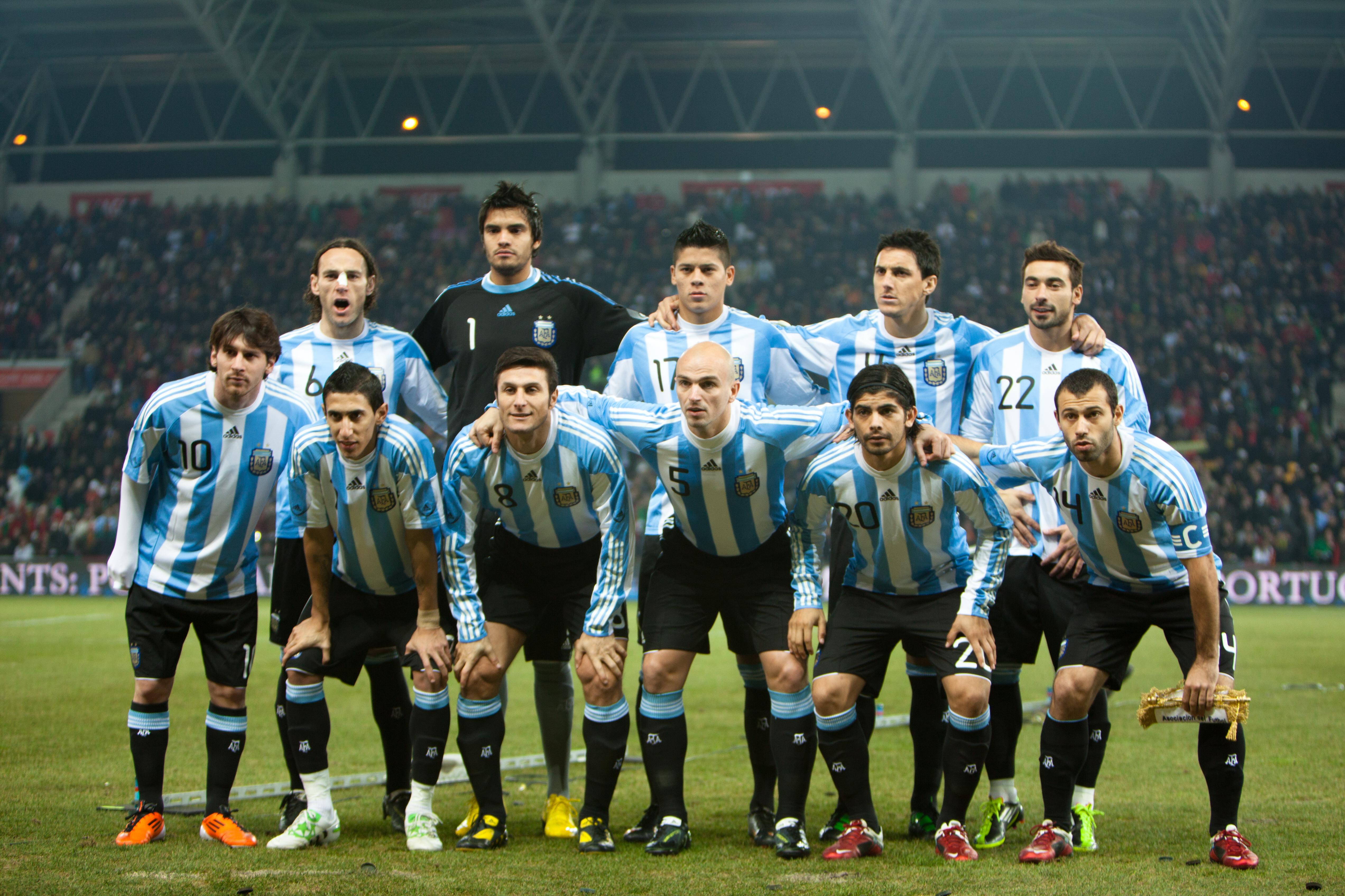 portugal argentinien