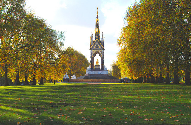 Hyde Park Autumn File:autumn Gold in Hyde Park