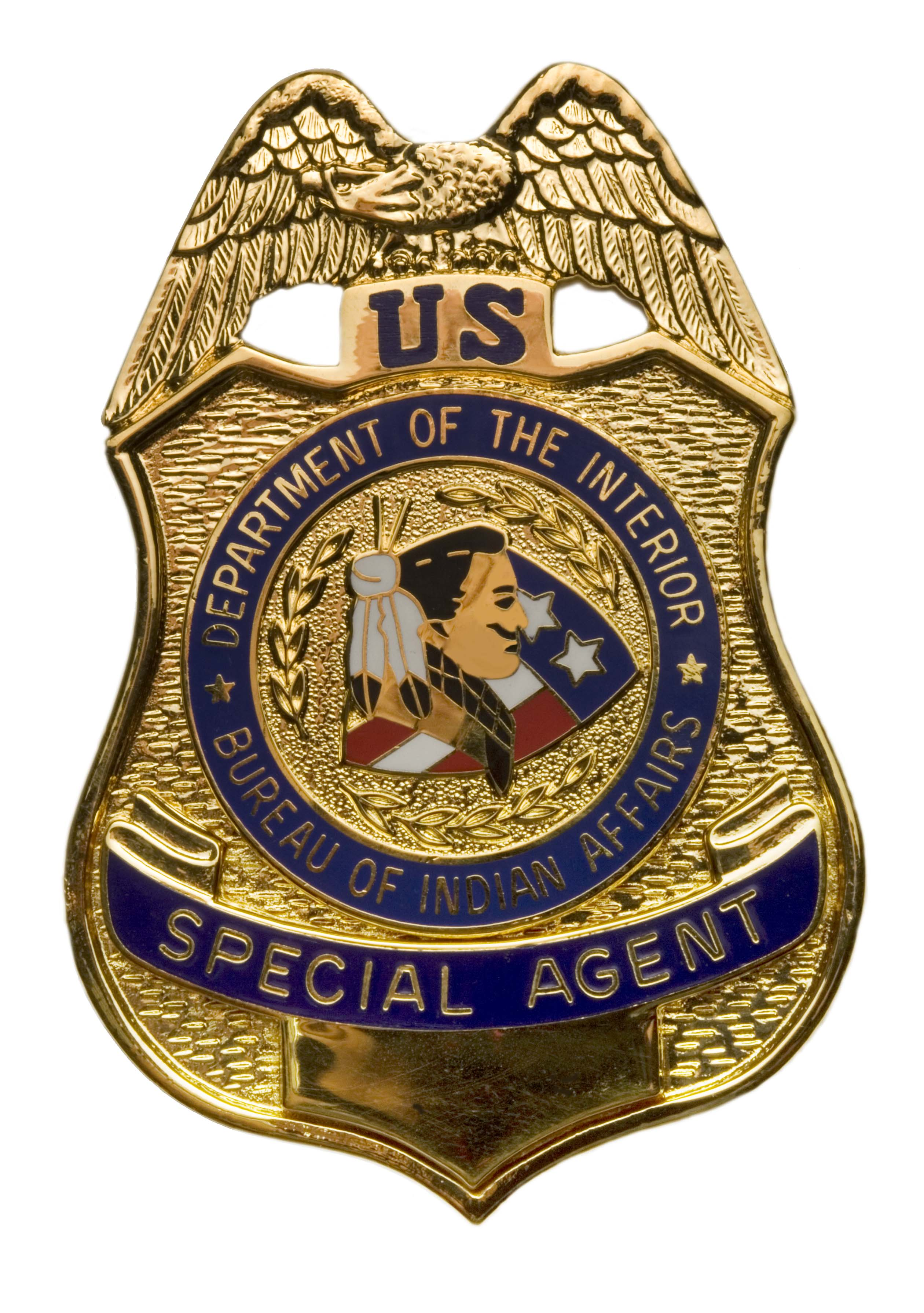 File:BIA Special Agent Badge.jpg - Wikimedia Commons