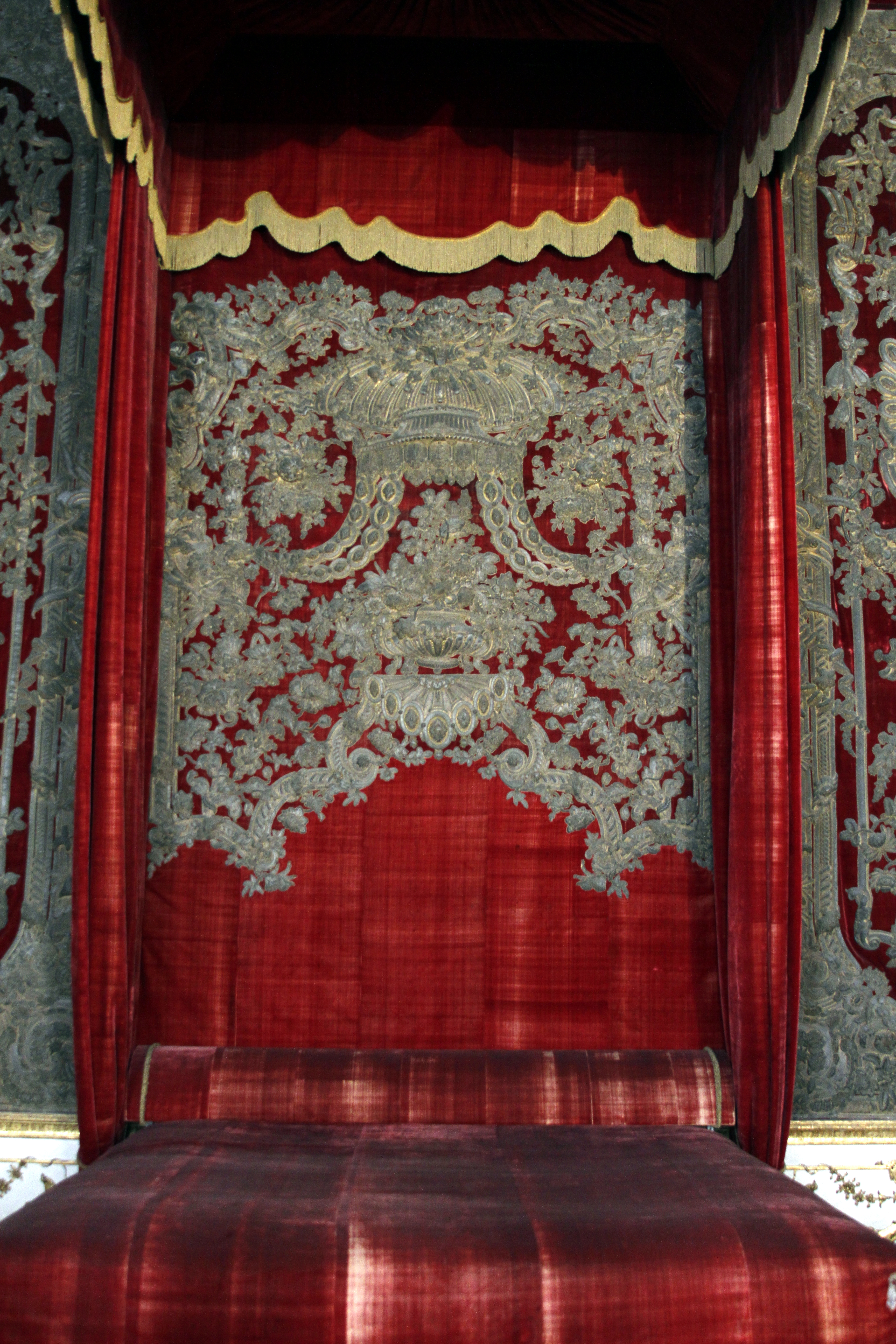 File Bed Cloth State Bedroom Rich Rooms Residenz Munich