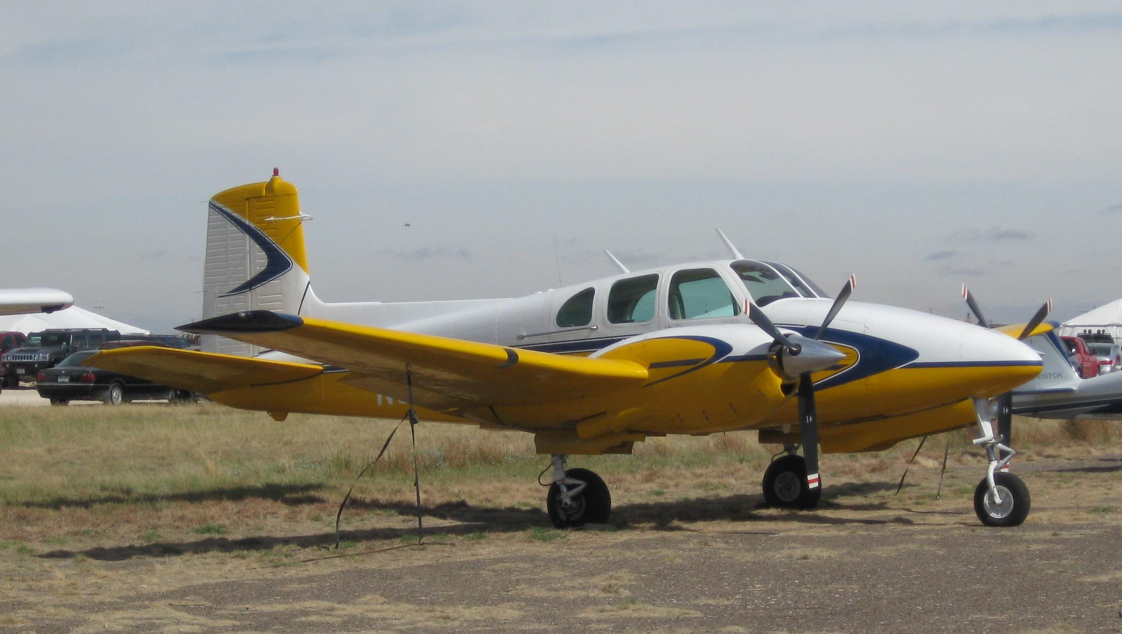 Beechcraft Twin Bonanza Relate...
