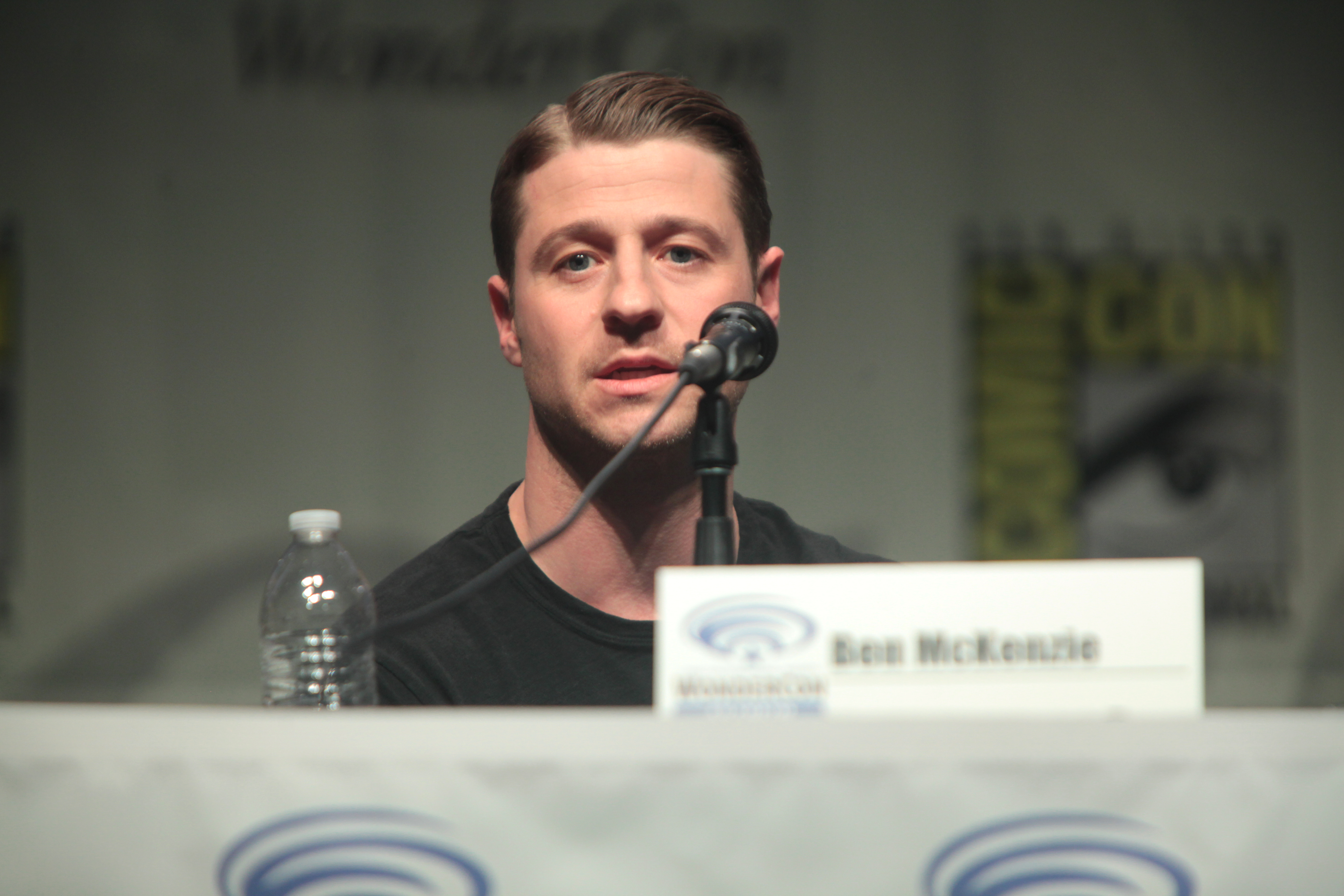 The 40-year old son of father Pieter Meade Schenkkan and mother Mary Frances Victory  Ben McKenzie in 2018 photo. Ben McKenzie earned a  million dollar salary - leaving the net worth at 13 million in 2018