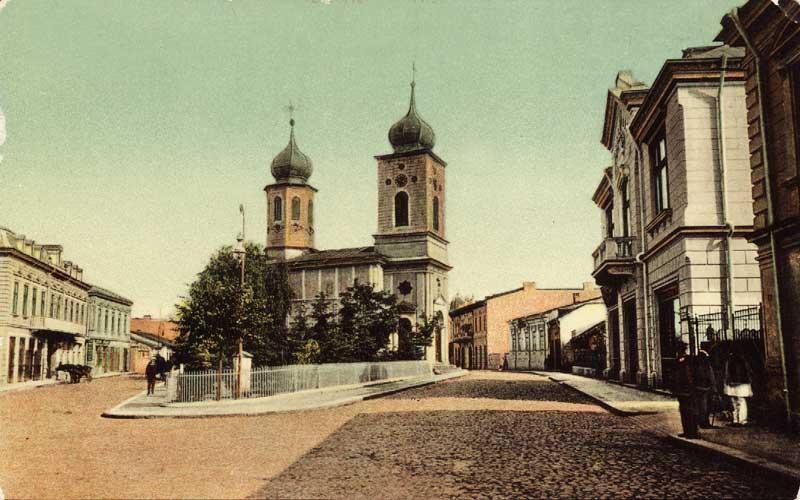 Fişier:Biserica Sf. Nicolae Pitesti.jpg