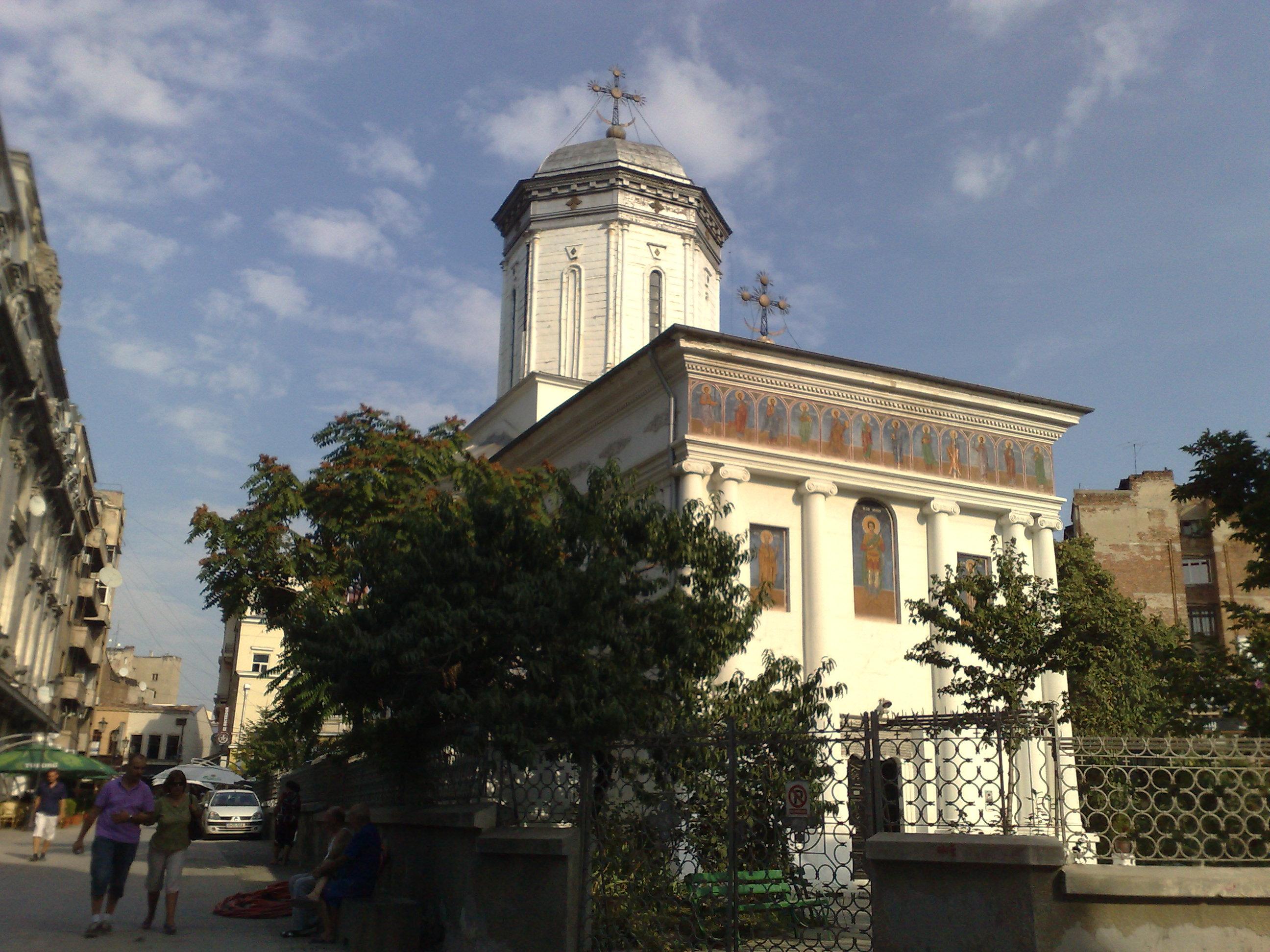 Biserica Sfantul Dumitru Poștă Wikipedia