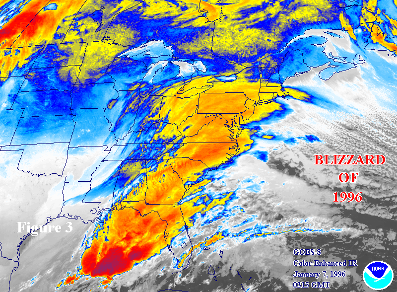North American blizzard of 1996 - Wikipedia