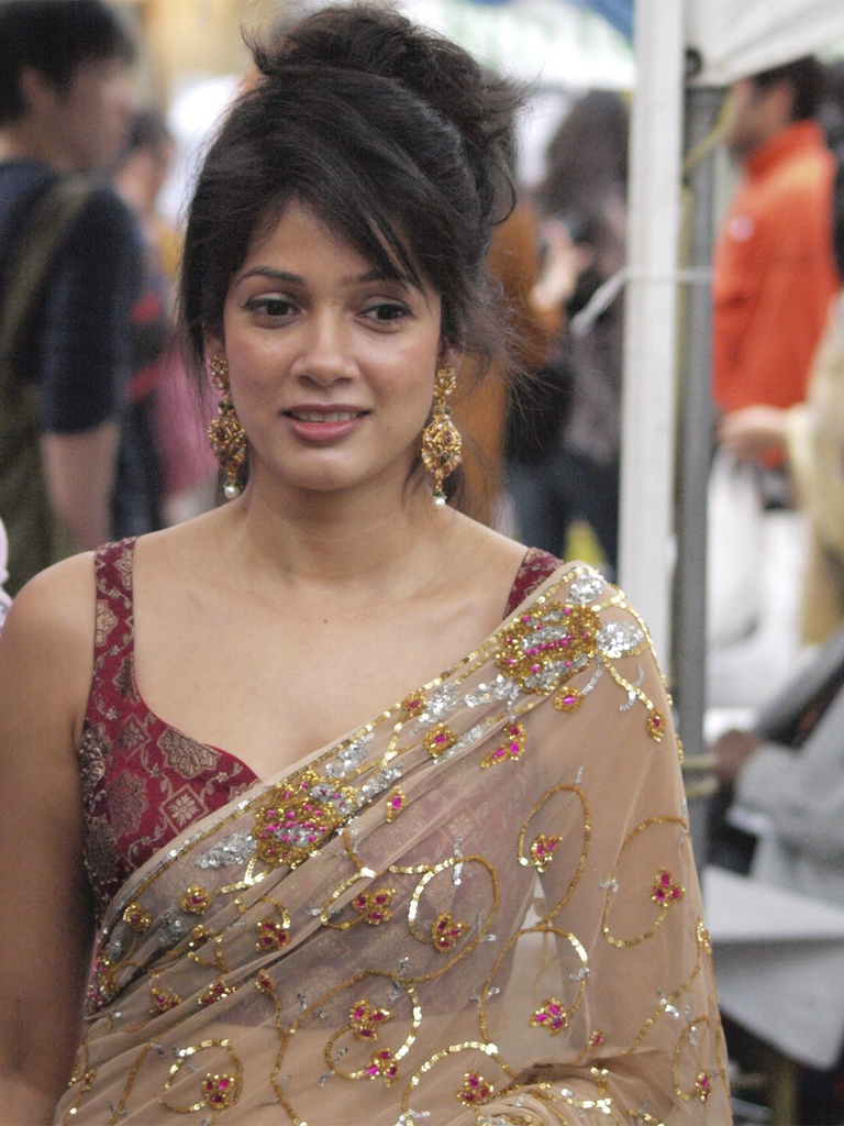 Filebollywood Actress In Transparent Dressjpg Wikimedia Commons