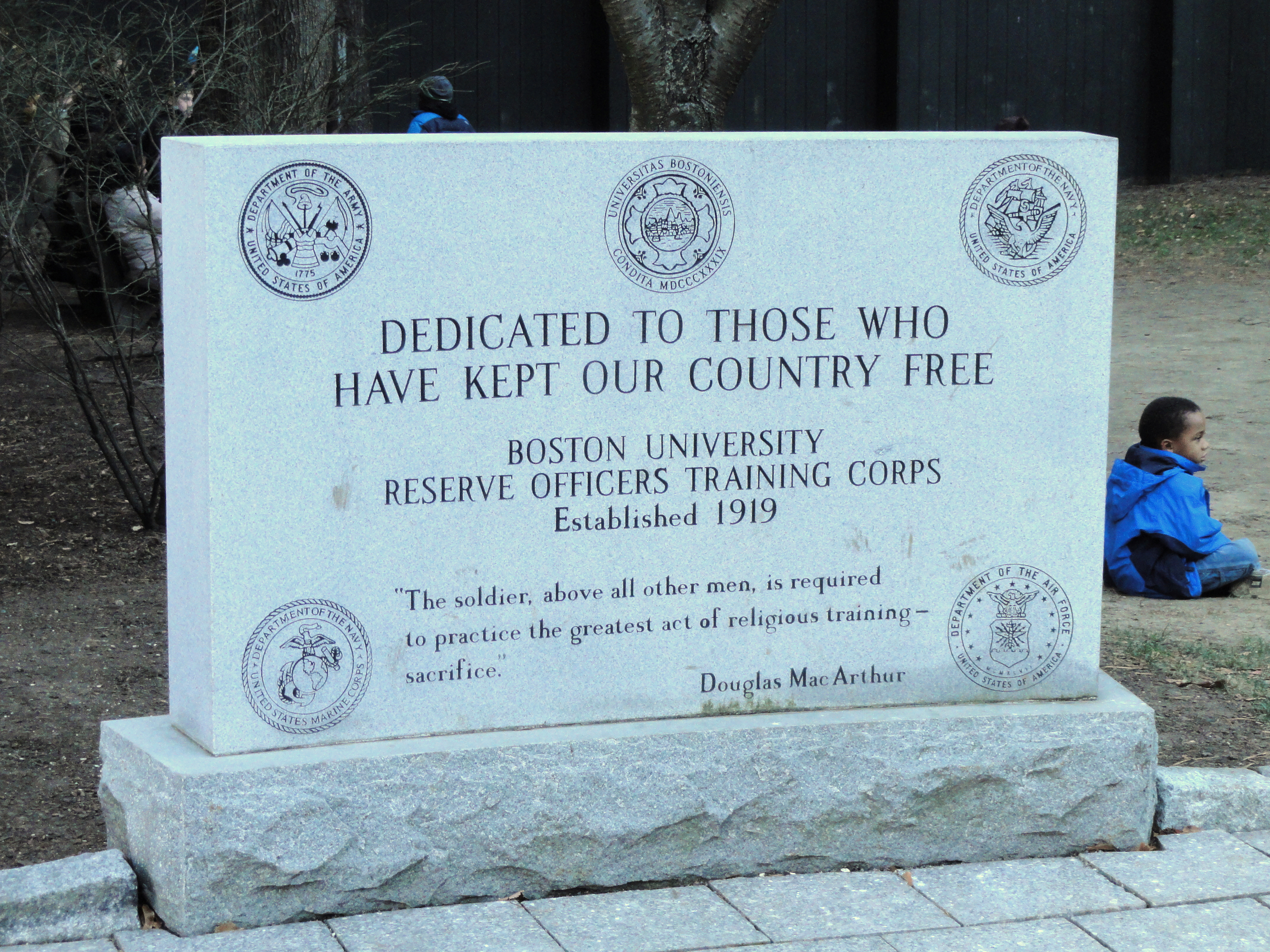 Reserve Officers' Training Corps