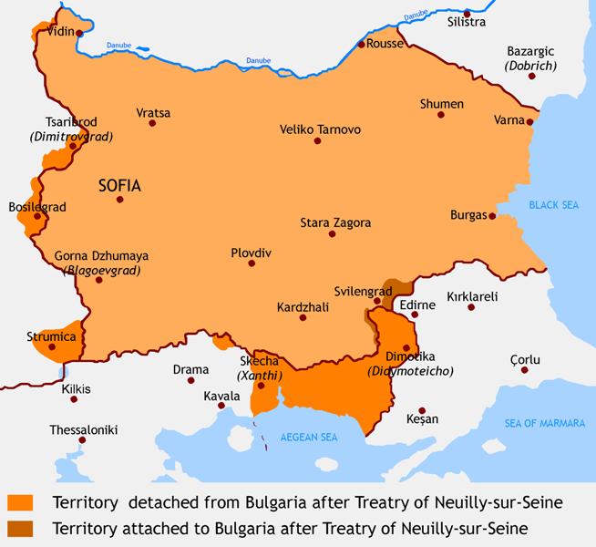 Karta Na Bulgaria.Atlas Of Bulgaria Wikimedia Commons