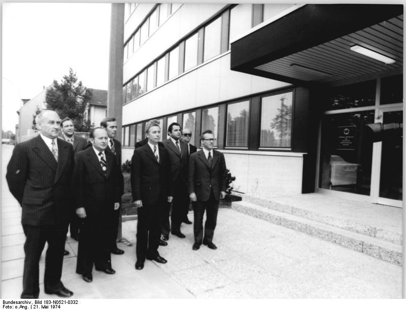 Ständige Vertretung Bonn