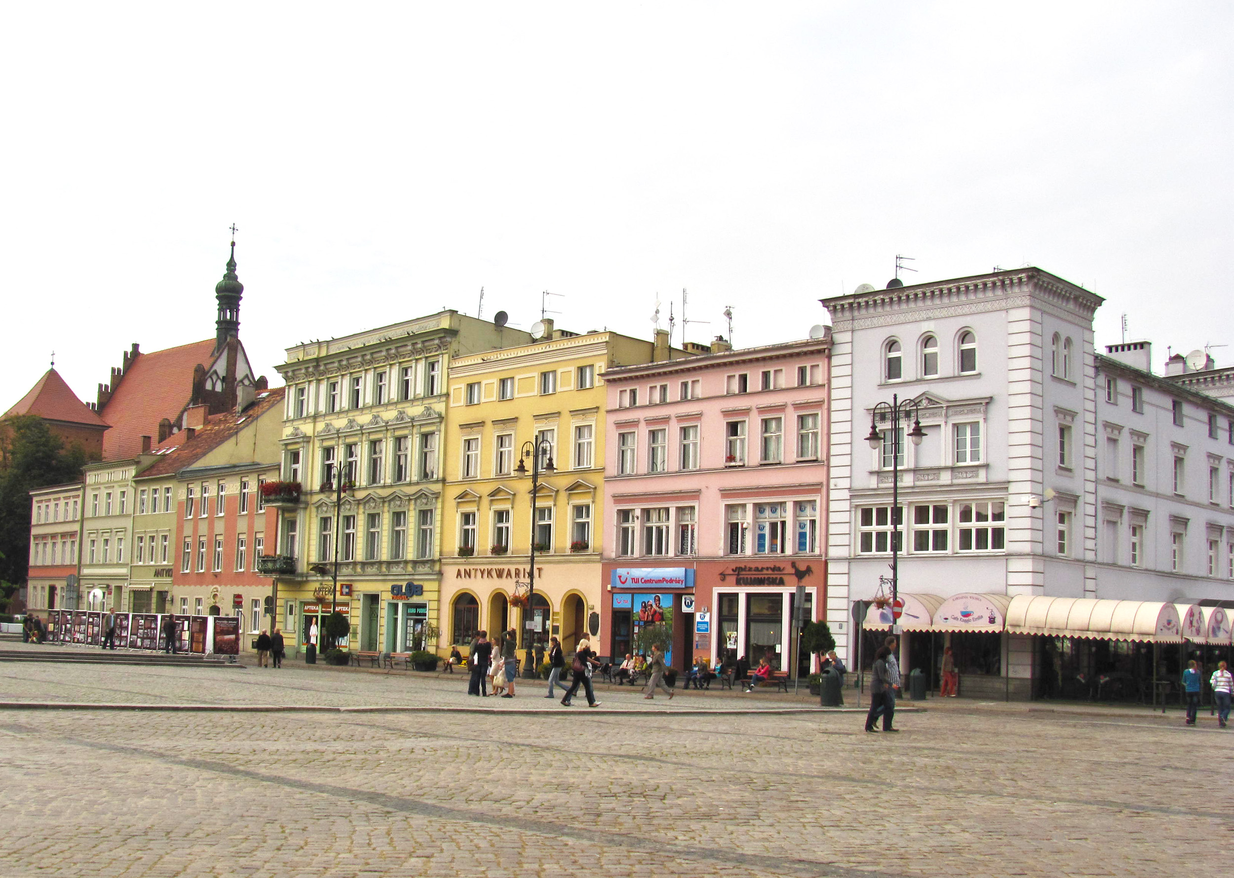 File:Bydgoszcz old town.jpg - Wikimedia Commons