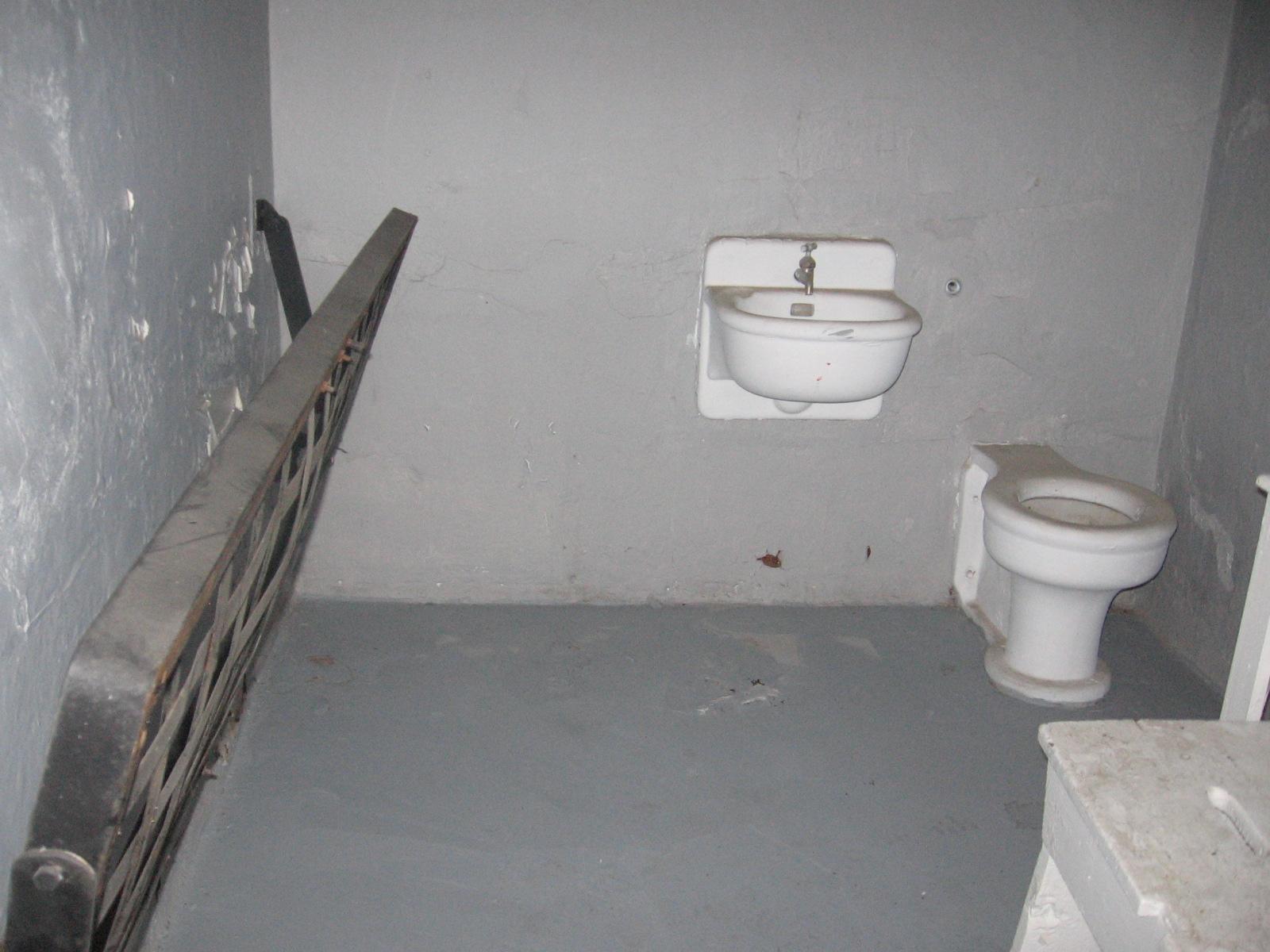 Cella (prigione) - Wikipedia