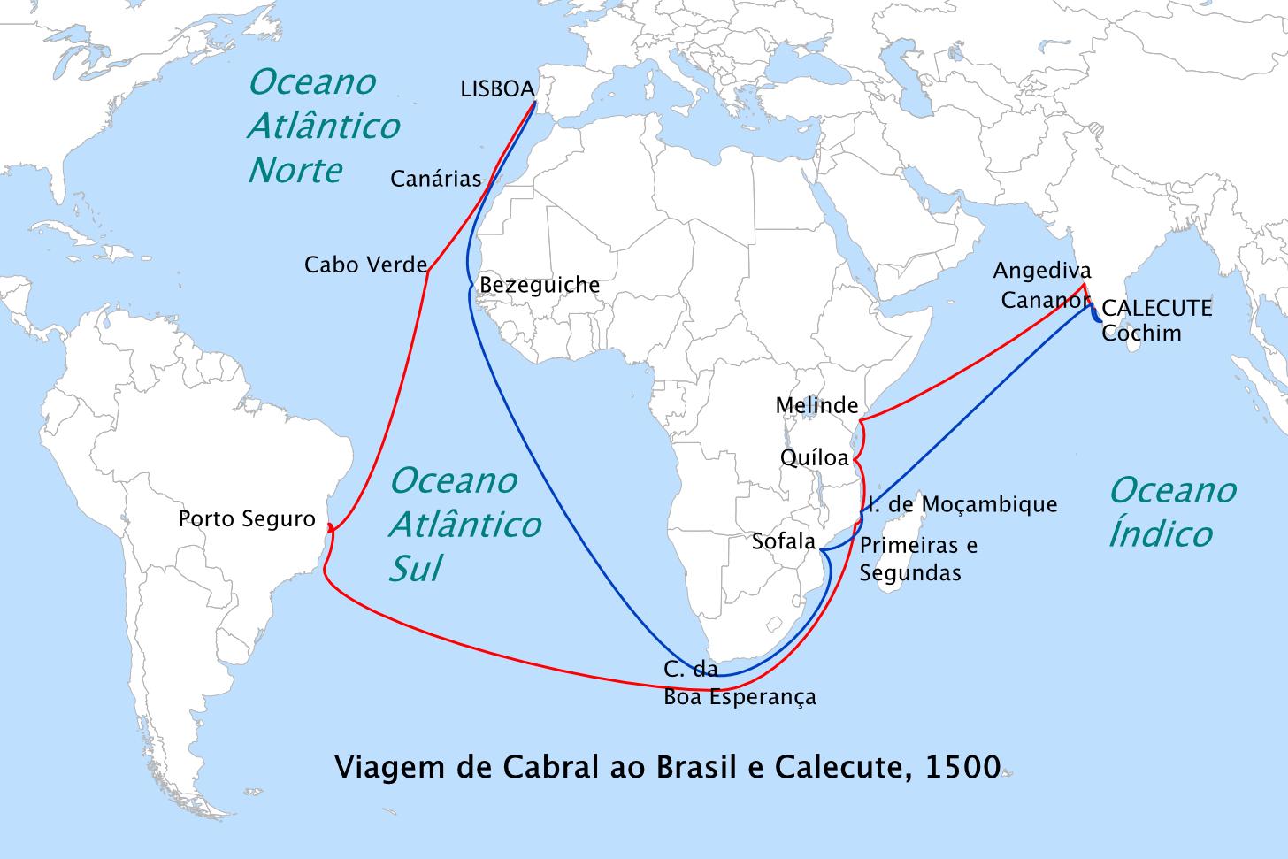 mapa e rotas de portugal Descobrimentos portugueses – Wikipédia, a enciclopédia livre mapa e rotas de portugal