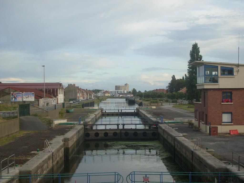 Canal de Bourbourg - W...